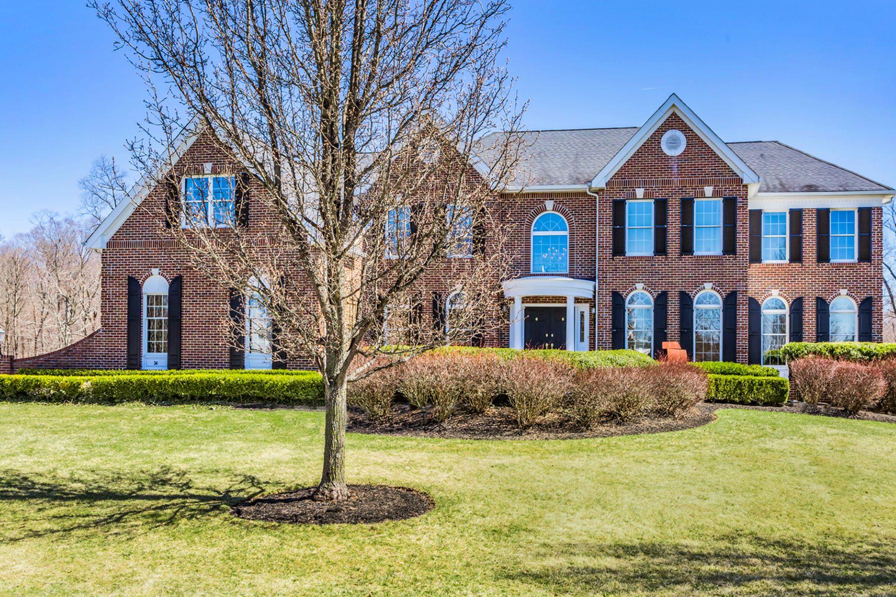 Nhà ở một gia đình vì Bán tại Savor Every Sunset - Hopewell Township 34 Morris Drive Princeton, New Jersey, 08540 Hoa Kỳ