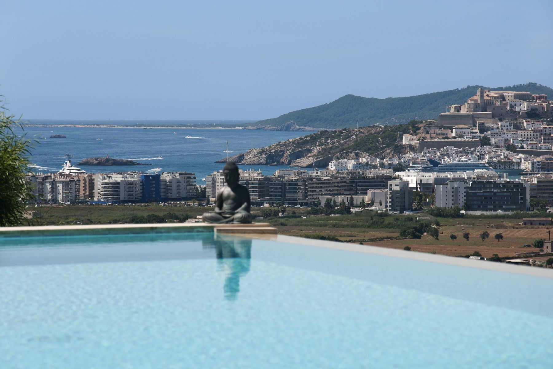 Single Family Home for Sale at Brand New Villa In Gated Community Ibiza, Ibiza, 07800 Spain