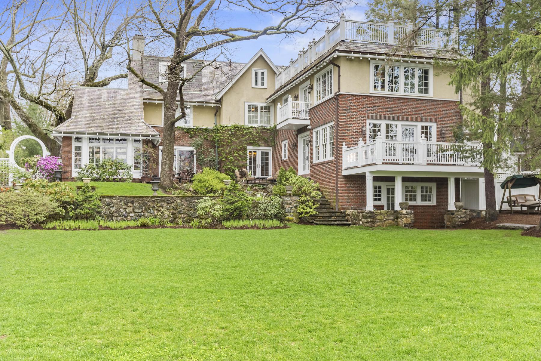 獨棟家庭住宅 為 出售 在 115 Aspen Ave. Newton, 麻塞諸塞州, 02466 美國