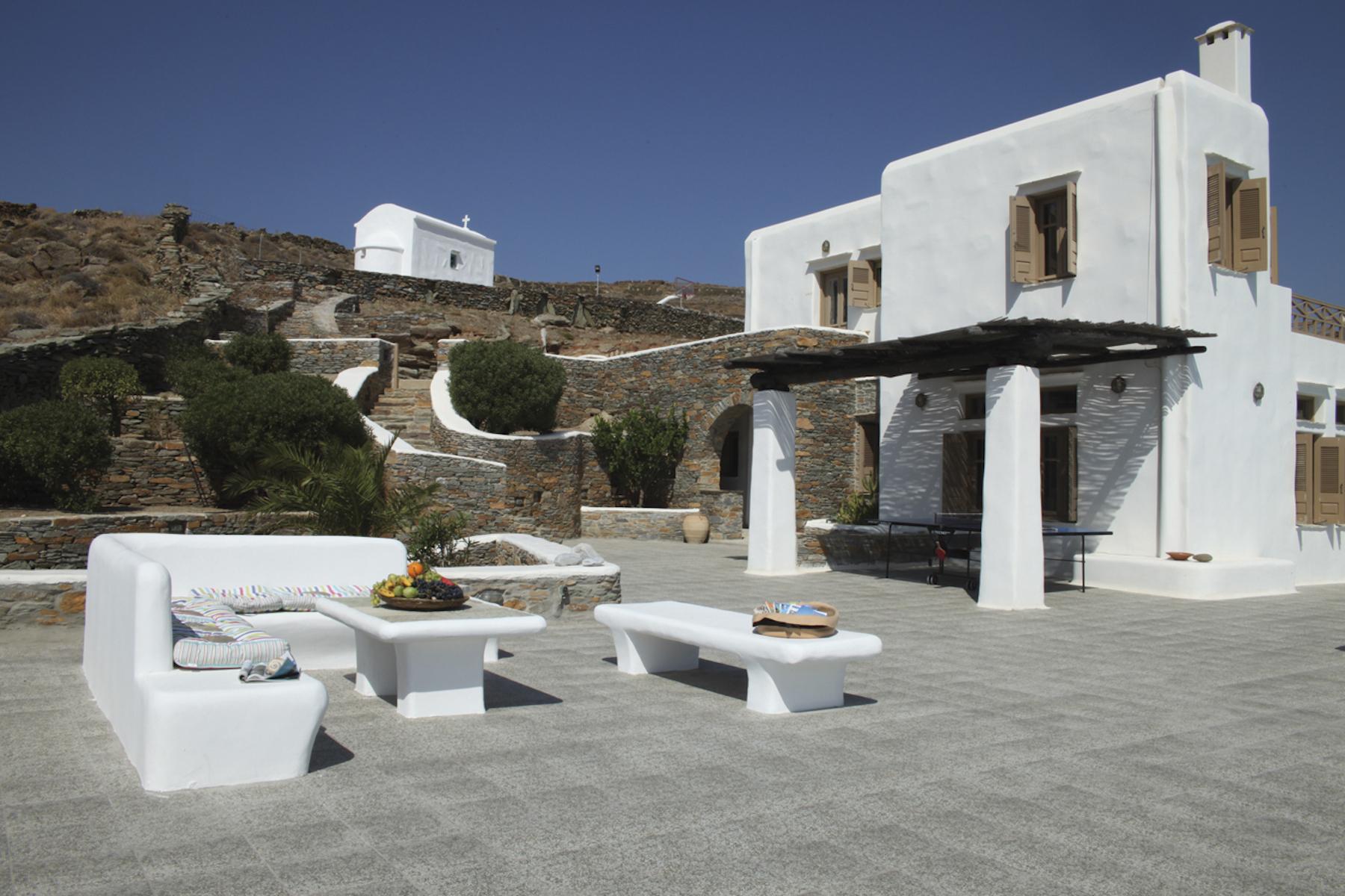 独户住宅 为 销售 在 Soul habitat Kythnos Soul Habitat, Kythnos, 基克拉迪群岛, 84006 希腊