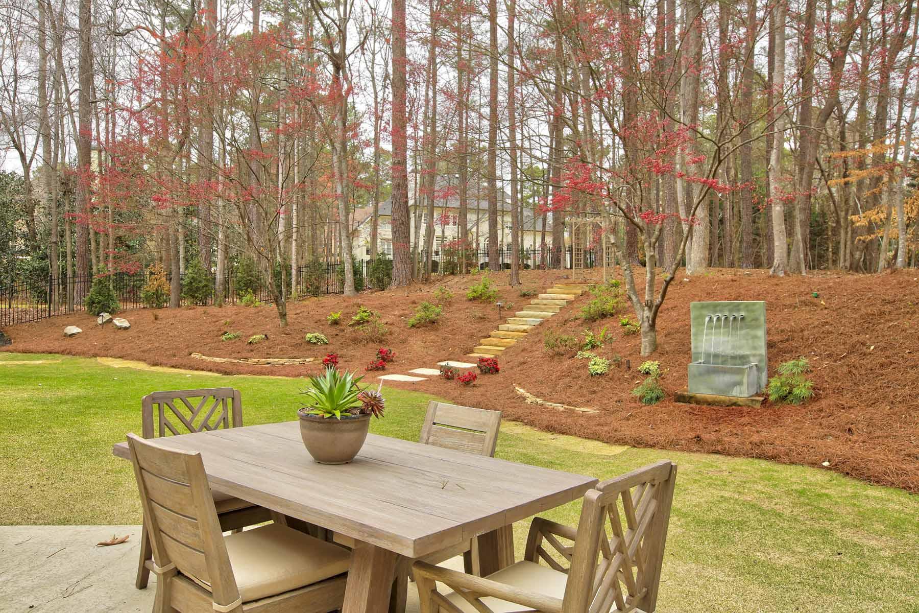 Tek Ailelik Ev için Satış at Country Club Of The South 820 Malvern Hill Alpharetta, Georgia, 30022 Amerika Birleşik Devletleri
