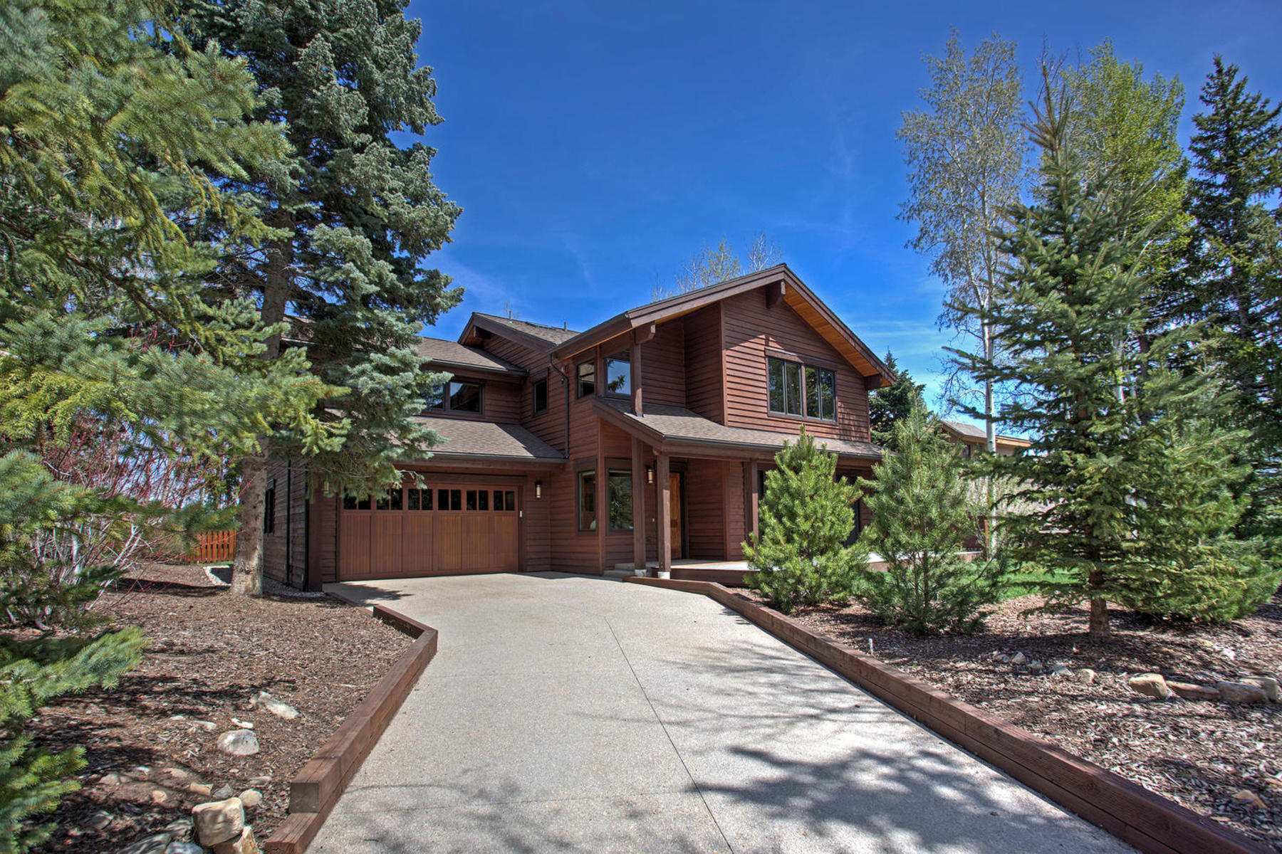 Maison unifamiliale pour l Vente à Walk to Skiing From This Craftsman Home 4 Kings Ct Park City, Utah, 84060 États-Unis