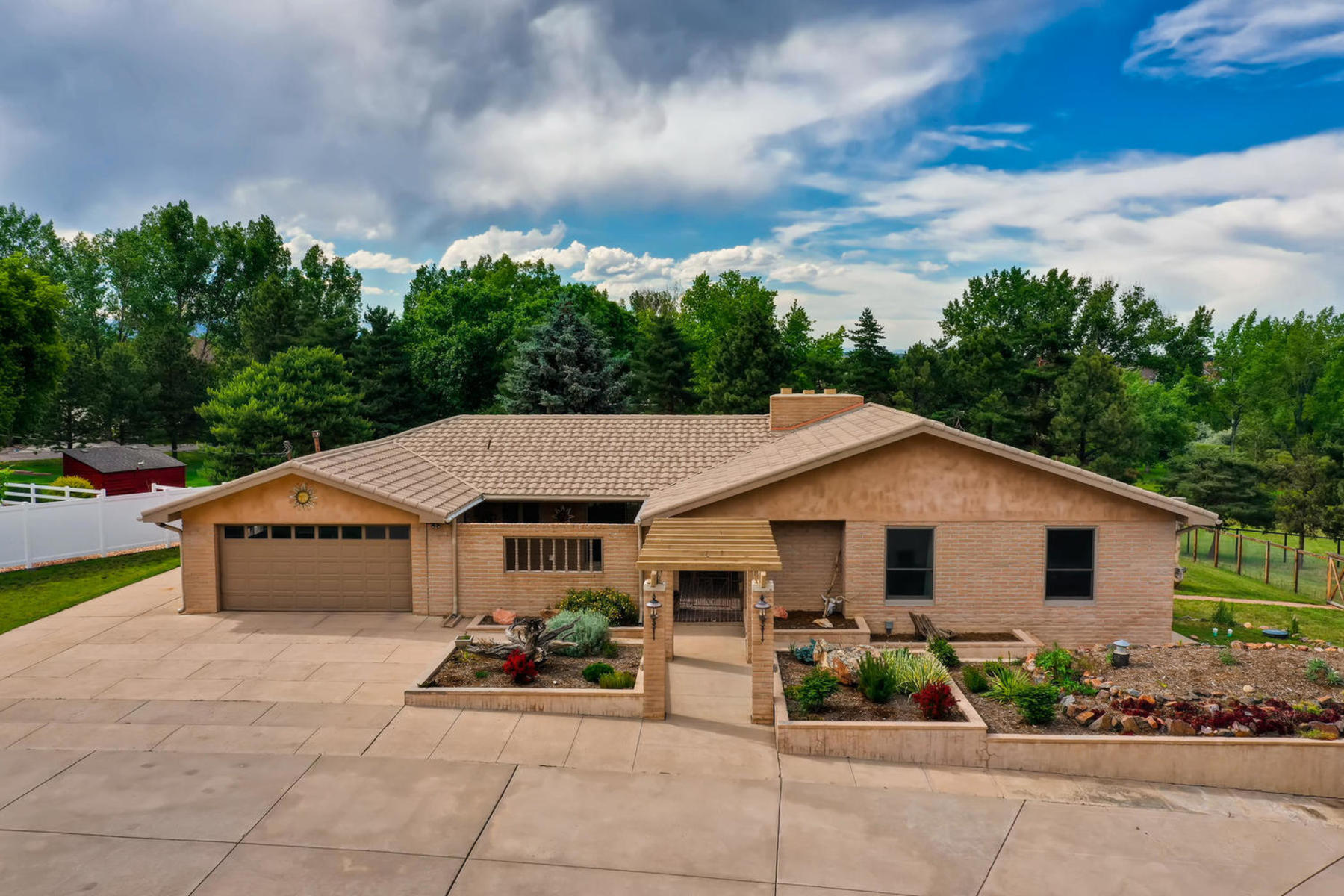 Single Family Homes for Active at 10455 W 81st Avenue Arvada, Colorado 80005 United States