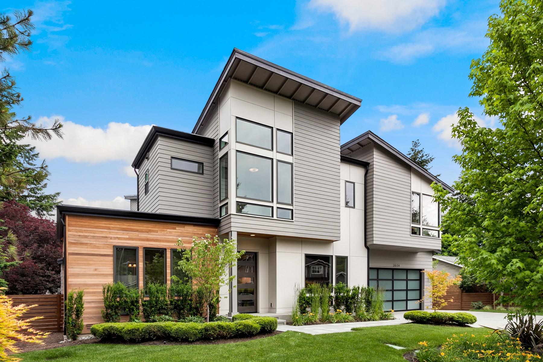 Casa Unifamiliar por un Venta en JayMarc 2634 106th Ave NE Bellevue, Washington 98004 Estados Unidos