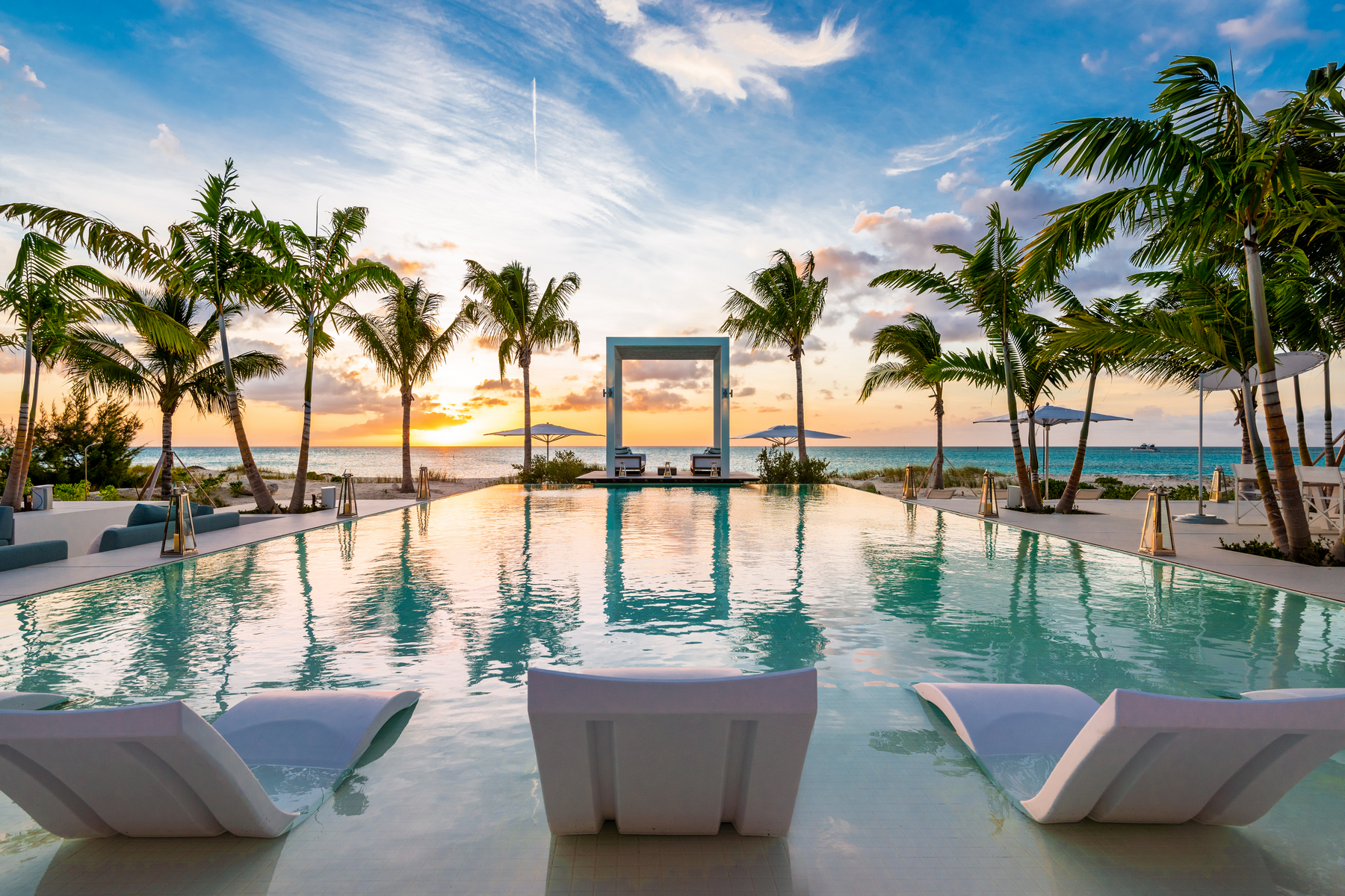 Single Family Homes for Sale at Emerald Pavilion Leeward, Providenciales Turks And Caicos Islands