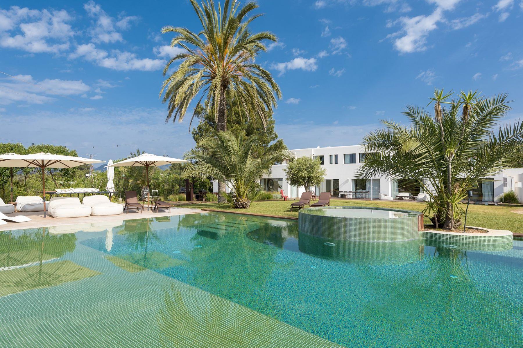 Tek Ailelik Ev için Satış at Beautiful house near Cala Jondal Ibiza, Balearic Islands, 07800 Ispanya