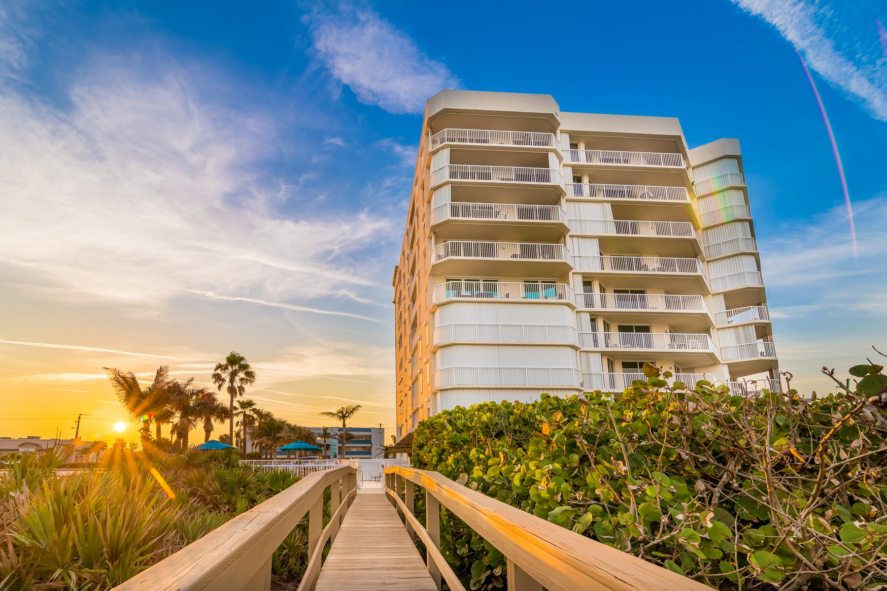 Condominium for Sale at Gardenia Oceanfront Condo 2195 Highway A1A, #402 Indian Harbour Beach, Florida 32937 United States