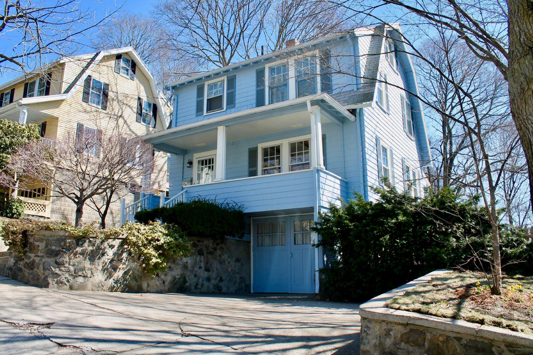 Single Family Home for Active at 11 Lennon Road, Arlington 11 Lennon Rd Arlington, Massachusetts 02474 United States