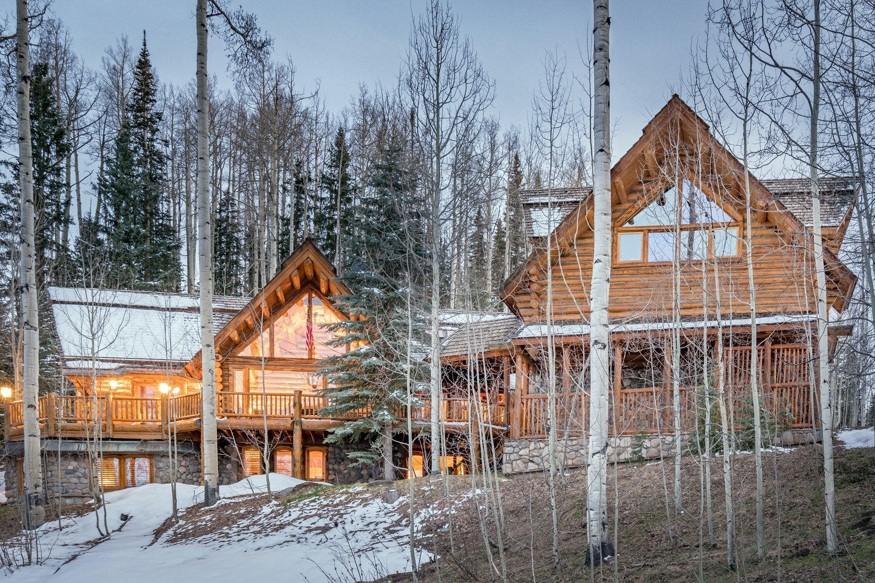 Single Family Home for Sale at 127 Hang Glider Drive Telluride, Colorado, 81435 United States