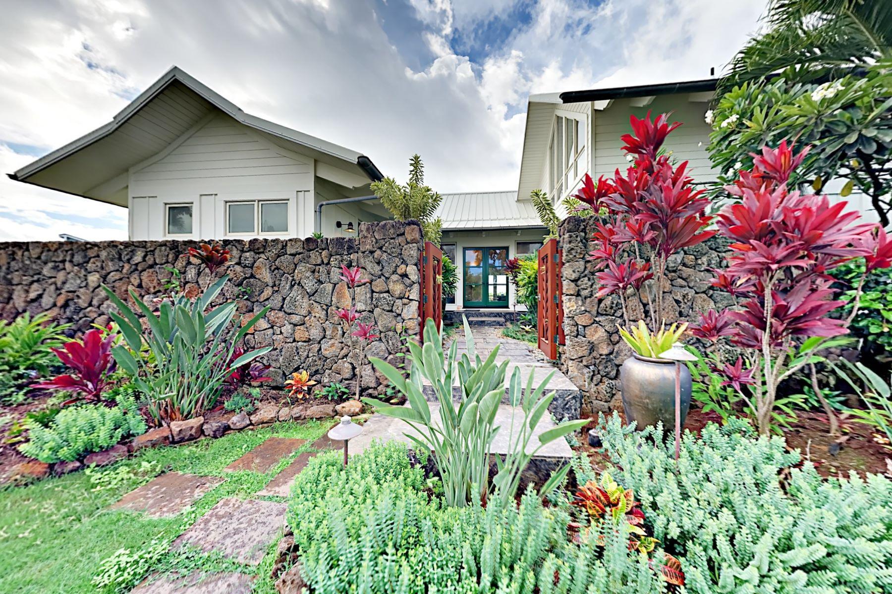 Single Family Homes för Försäljning vid Kekaha Vacation Rental 4520 Alae Rd. #B, Kekaha, Hawaii 96752 Förenta staterna