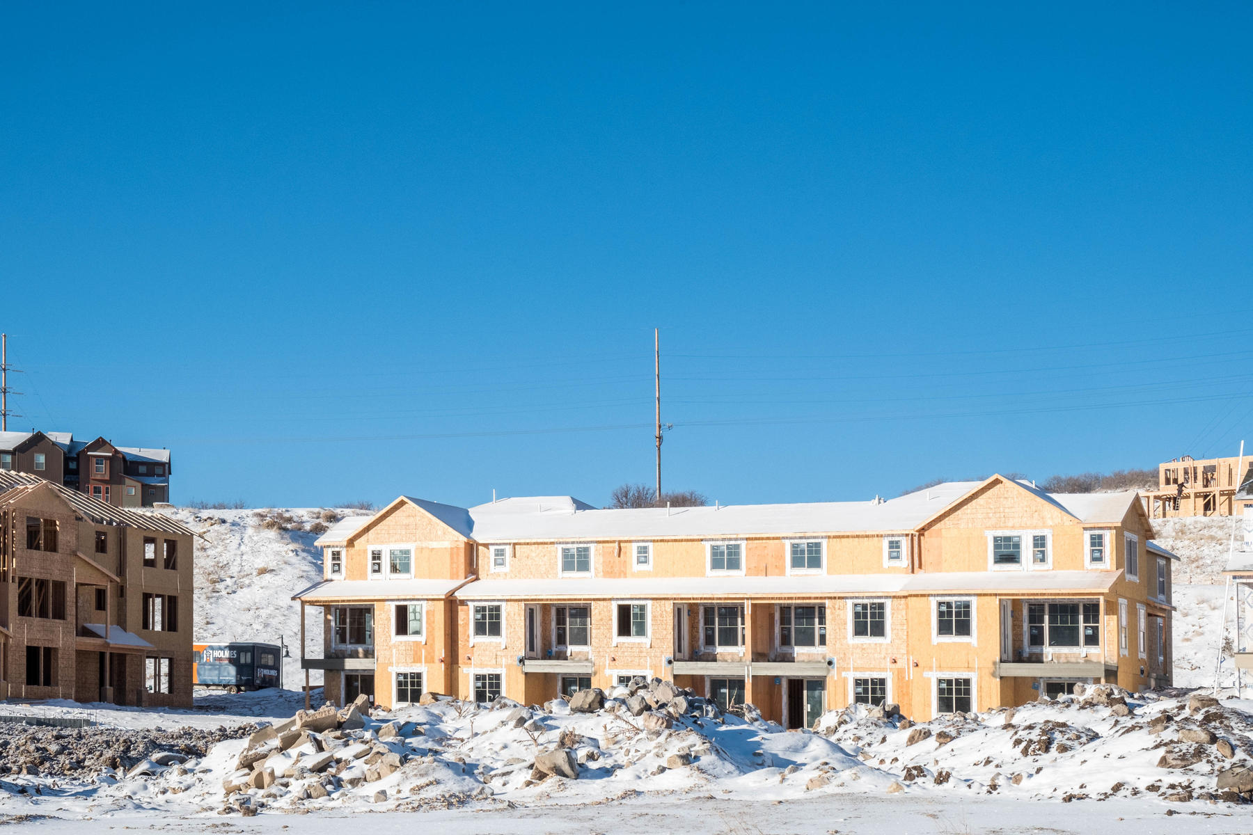 Additional photo for property listing at New Wasatch Springs Townhouse Just Minutes from Park City 1107 W Cattail Ct #H2 Heber City, Utah 84032 États-Unis