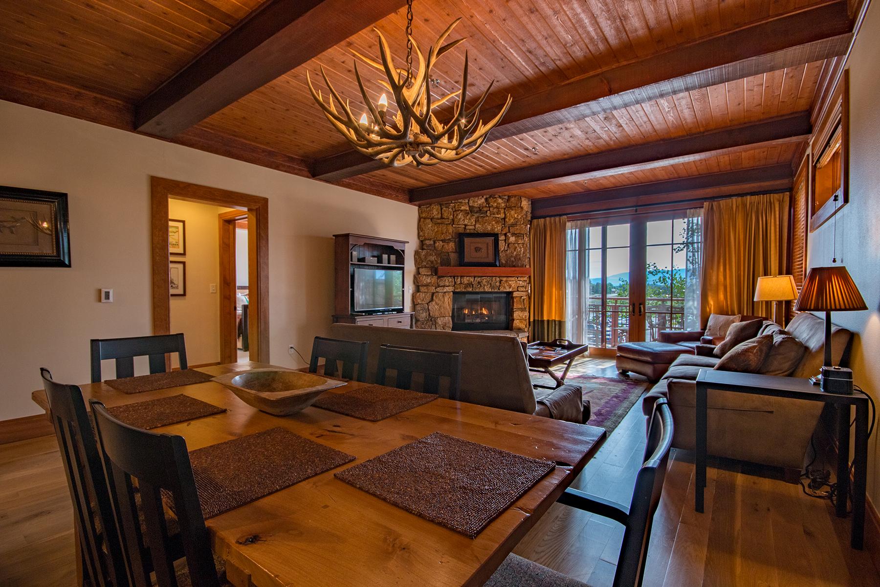 Condominiums 为 销售 在 3285 W Village Dr, #205 泰顿乡, 怀俄明州 83025 美国