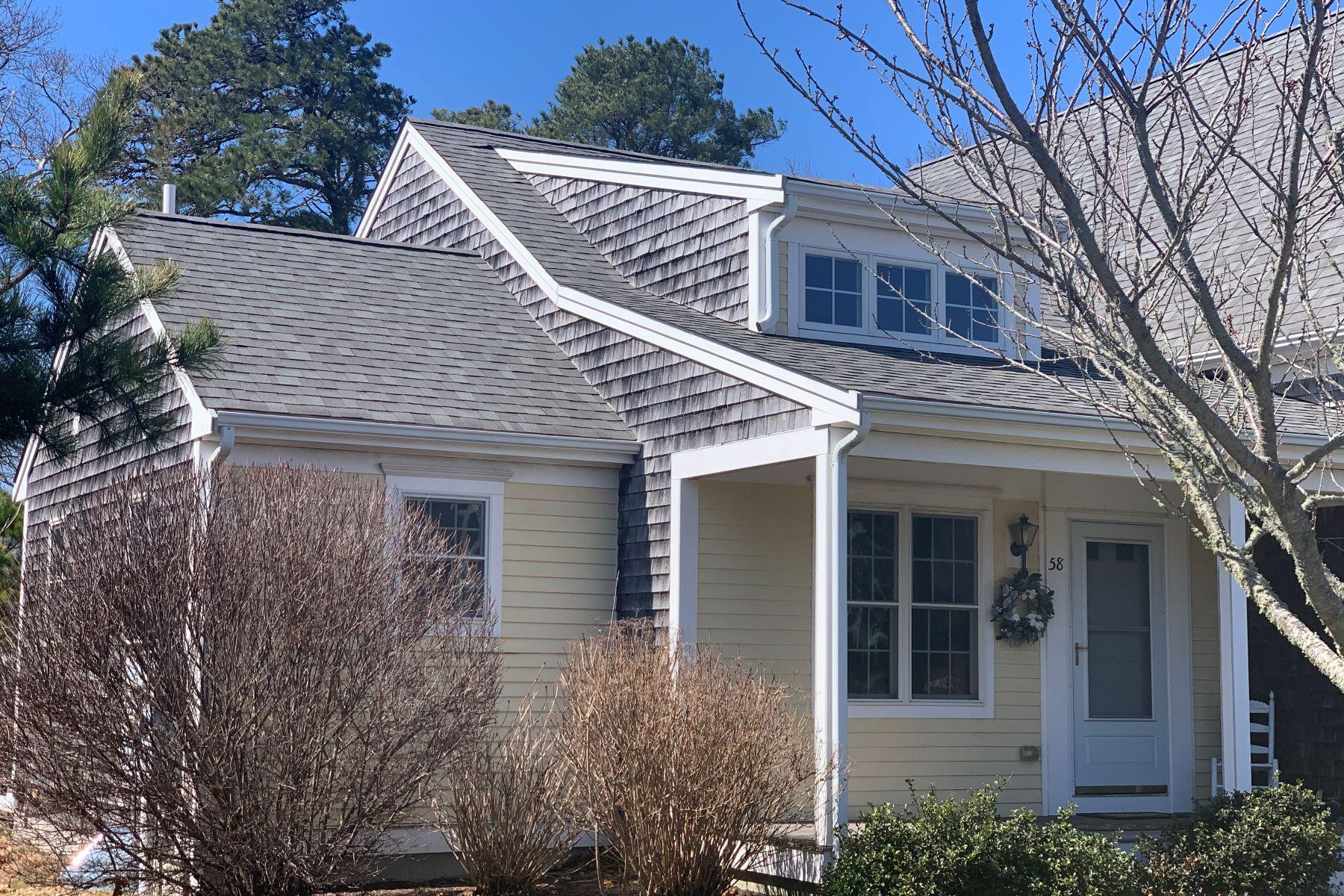 Condominiums για την Πώληση στο 58 Dory Lane, Eastham 58 Dory Ln 4, Eastham, Μασαχουσετη 02642 Ηνωμένες Πολιτείες
