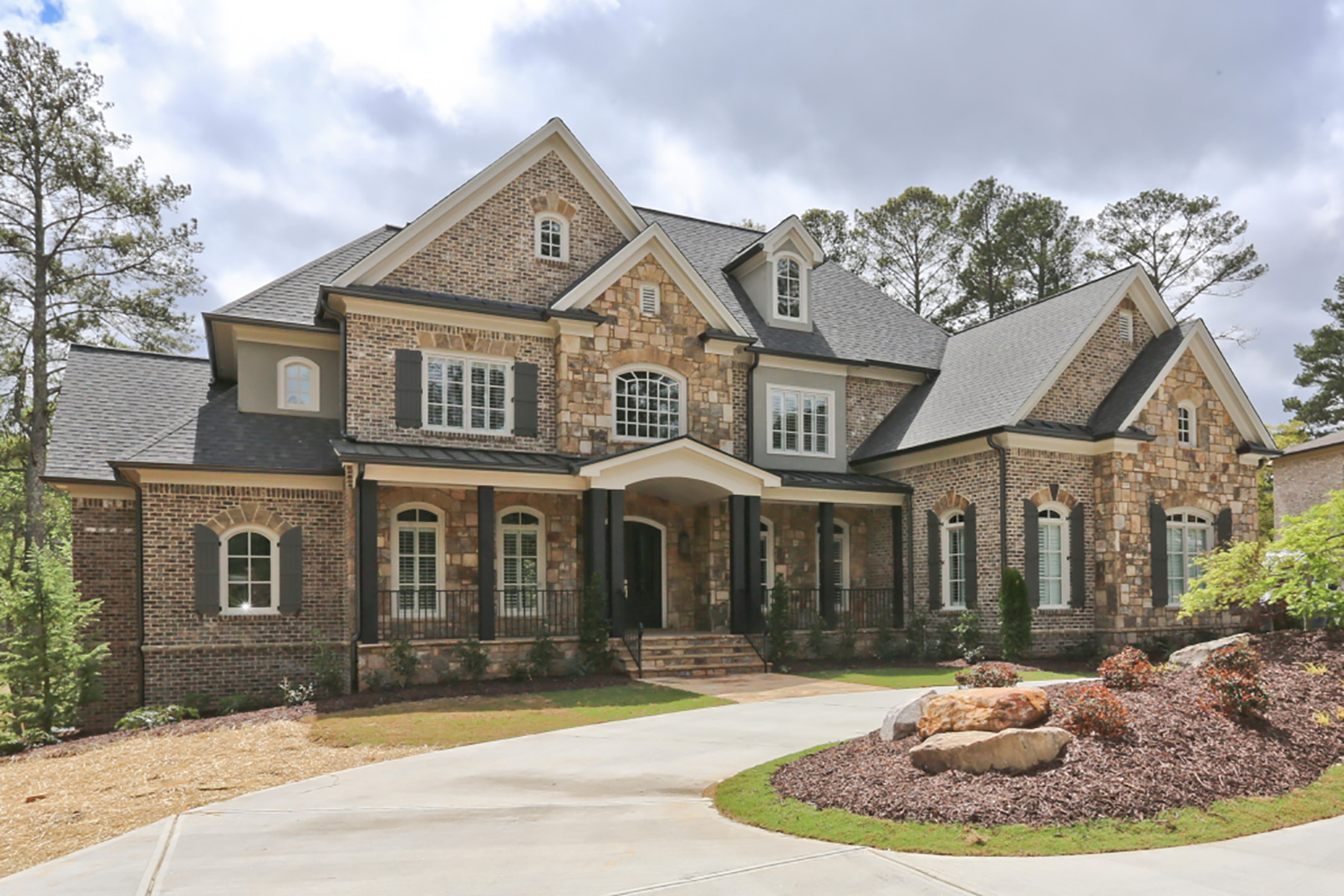 Terreno por un Venta en Rare New Construction Opportunity in Country Club Of The South 2009 Westbourne Way Johns Creek, Georgia 30022 Estados Unidos