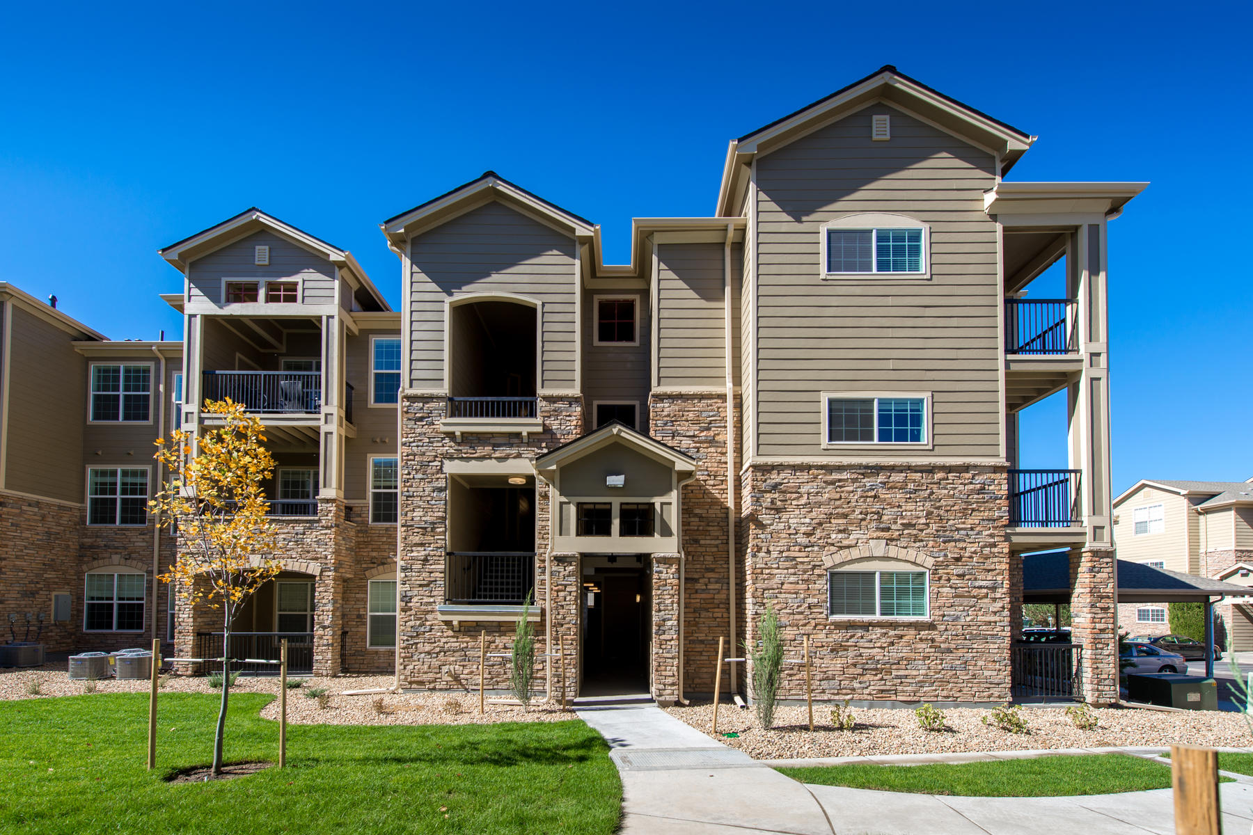 Single Family Home for Active at Come celebrate the opening of our next building. 17353 Wilde Ln #305 B, Bldg 6 Parker, Colorado 80134 United States