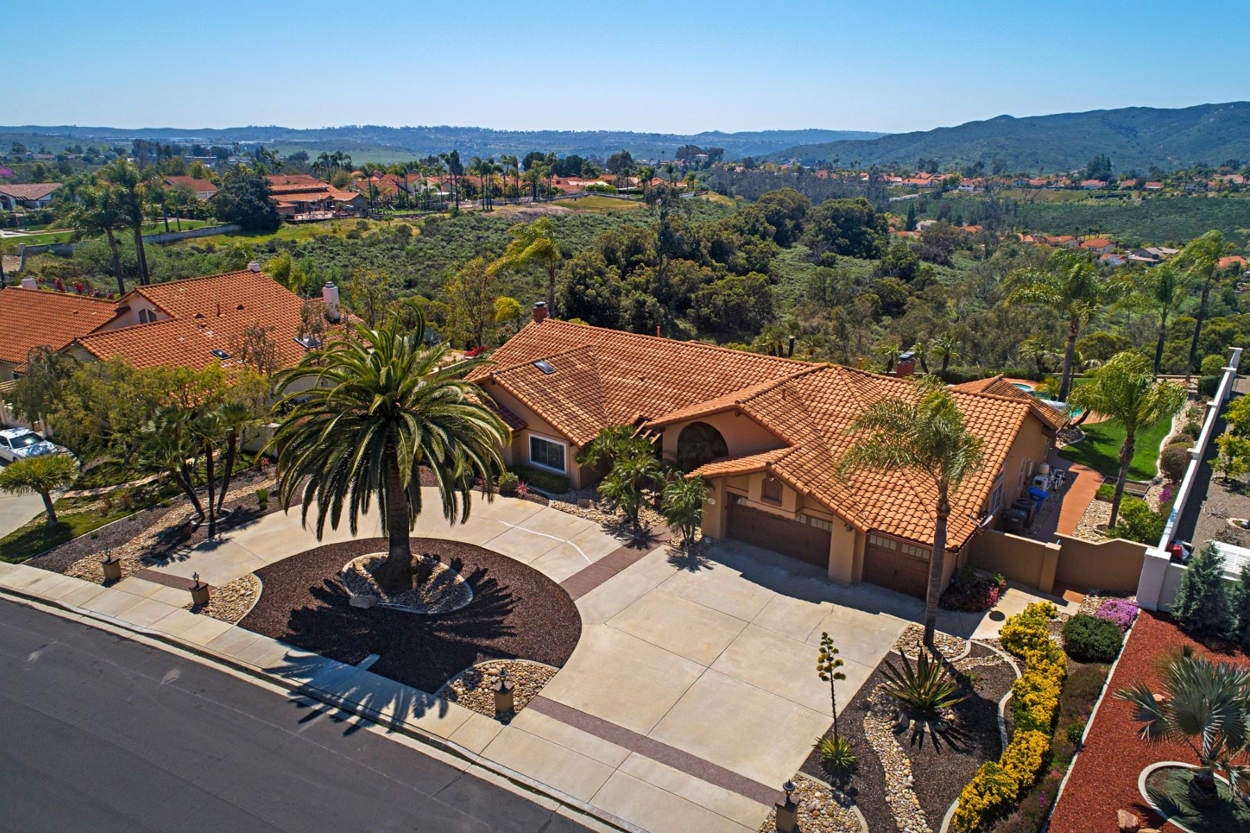 Single Family Homes for Sale at The Palisades! 14159 Palisades Drive Poway, California 92064 United States