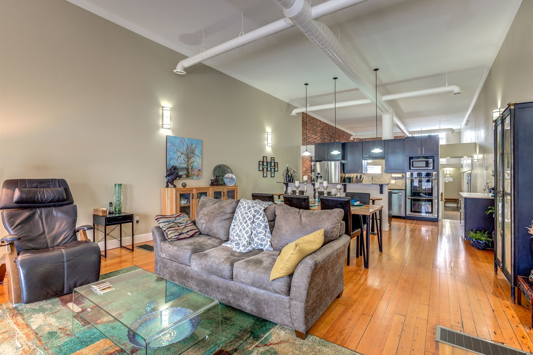 Single Family Home for Sale at Urban Style Interior Historical Building 53 Wisconsin Priest River, Idaho 83856 United States