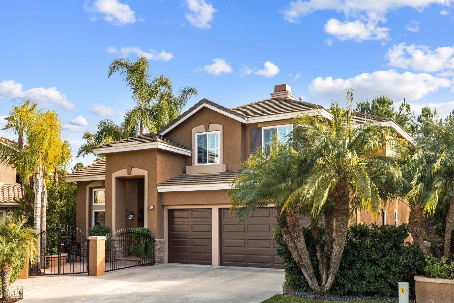 Single Family Homes para Venda às 30 Blue Jay Drive, Aliso Viejo Aliso Viejo, Califórnia 92656 Estados Unidos