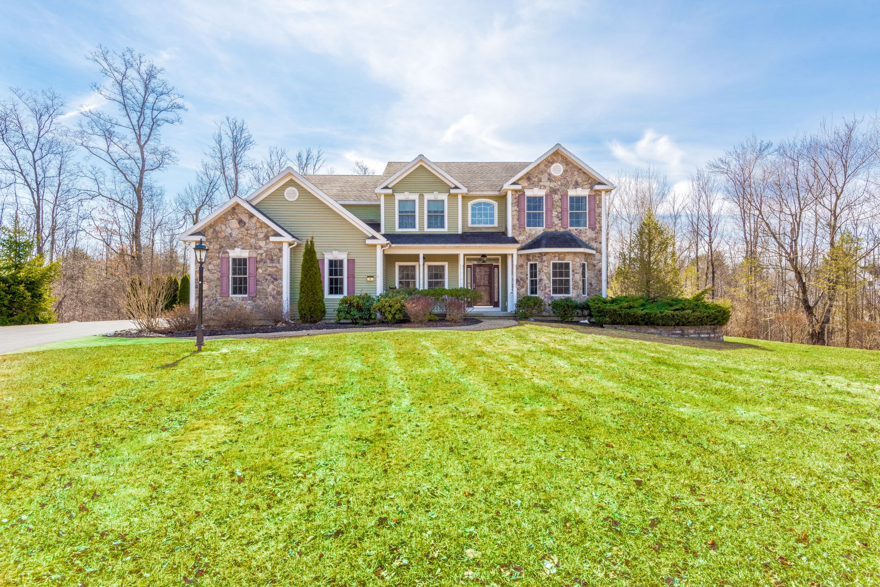 Single Family Homes for Active at Clifton Park Colonial 1 Callaway Court Clifton Park, New York 12019 United States