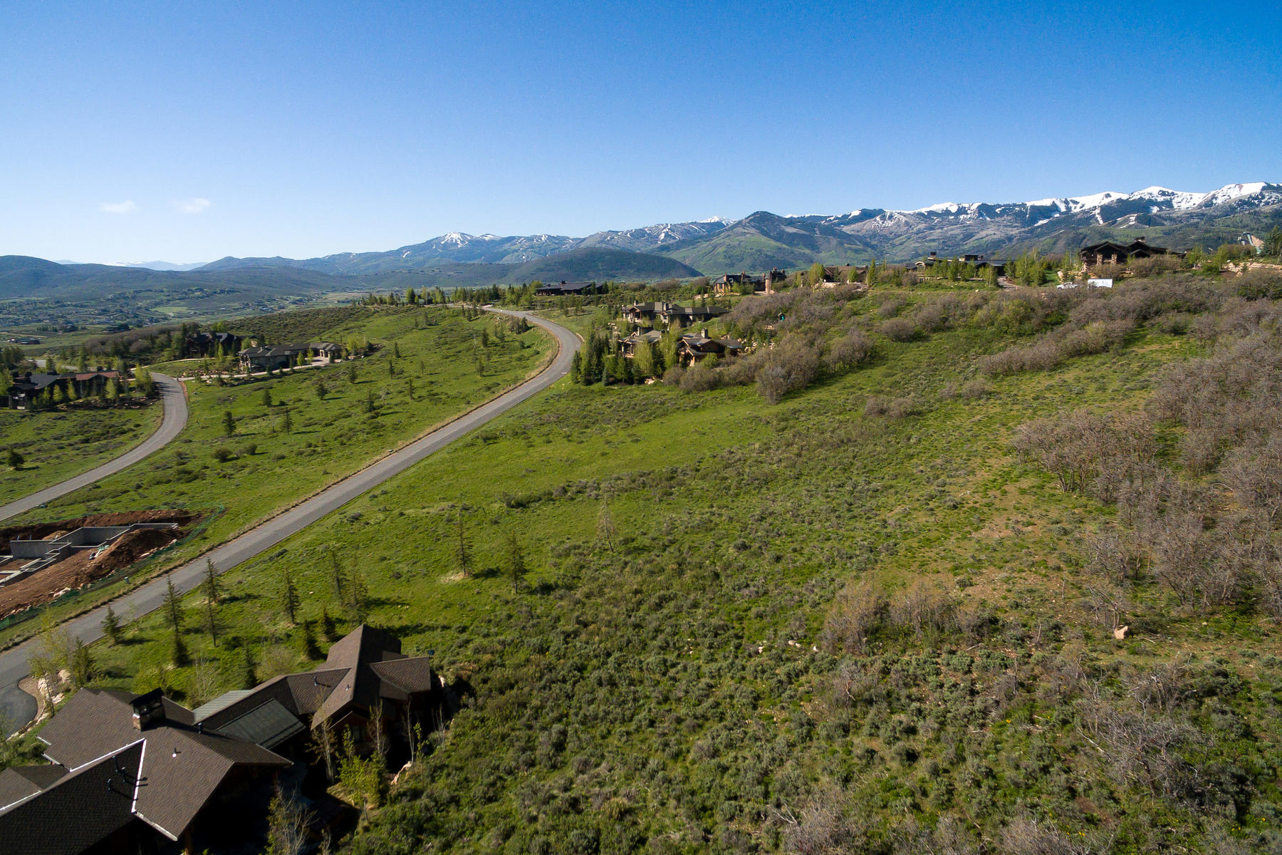 Land for Sale at Spacious 2+ Acre Glenwild Lot with a Gradual Slope, Golf Course & Mountain Views 7217 Glenwild Dr Park City, Utah 84098 United States