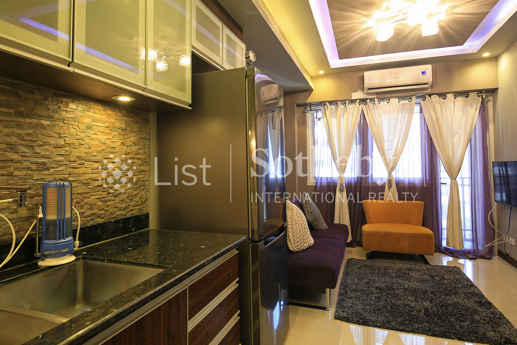 Additional photo for property listing at Contemporary One Bedroom in Ortigas Area  曼达卢永, 吕宋岛 1550 菲律宾