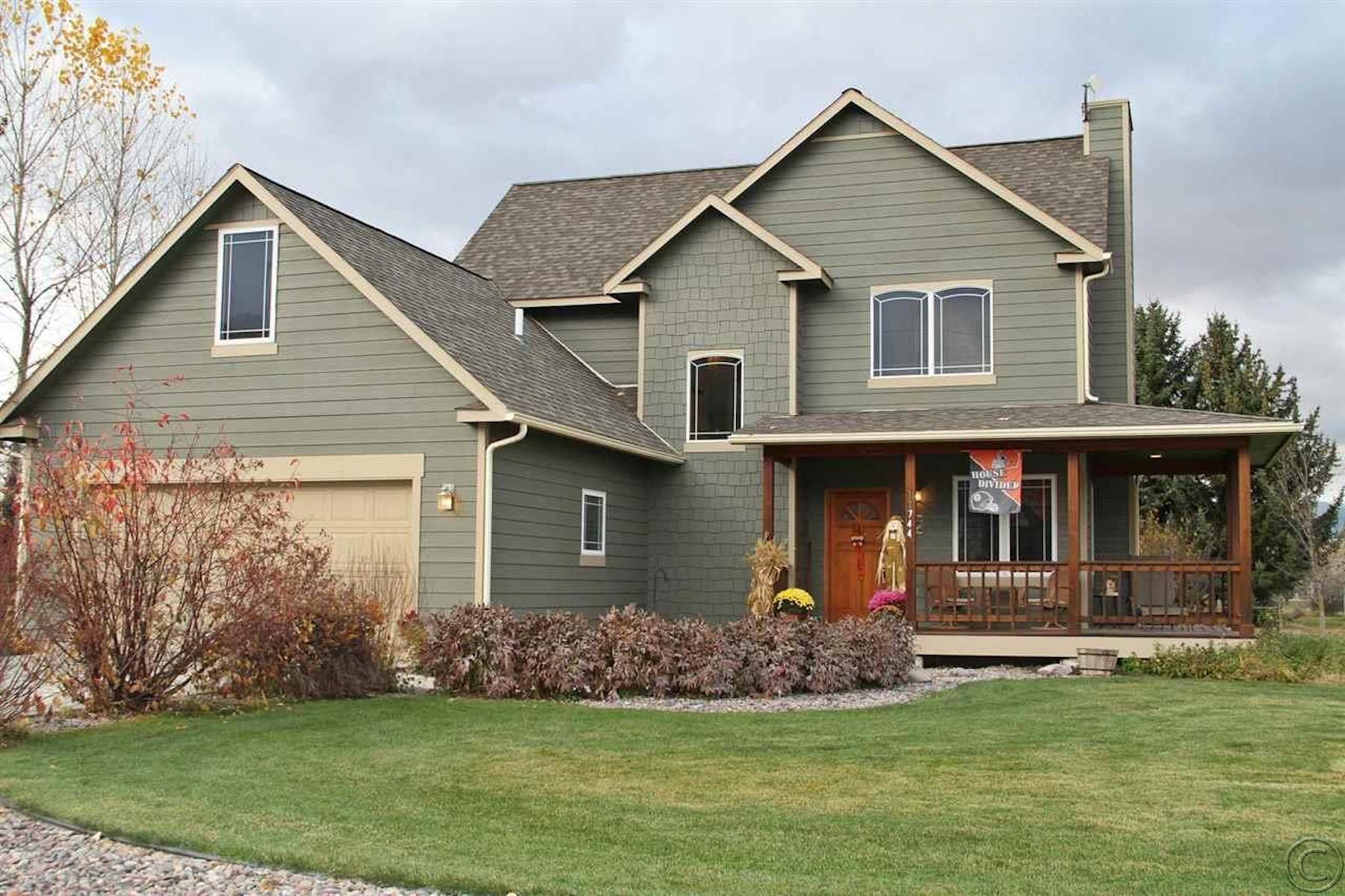 Casa para uma família para Venda às 11744 Melody Ln , Missoula, MT 59804 11744 Melody Ln Missoula, Montana, 59804 Estados Unidos