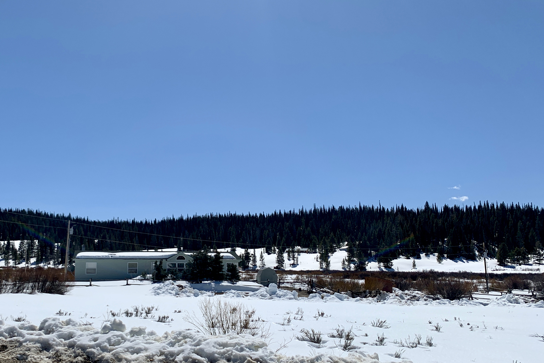 Single Family Homes for Sale at 122 Jack Creek 23-108 Bondurant, Wyoming 82922 United States