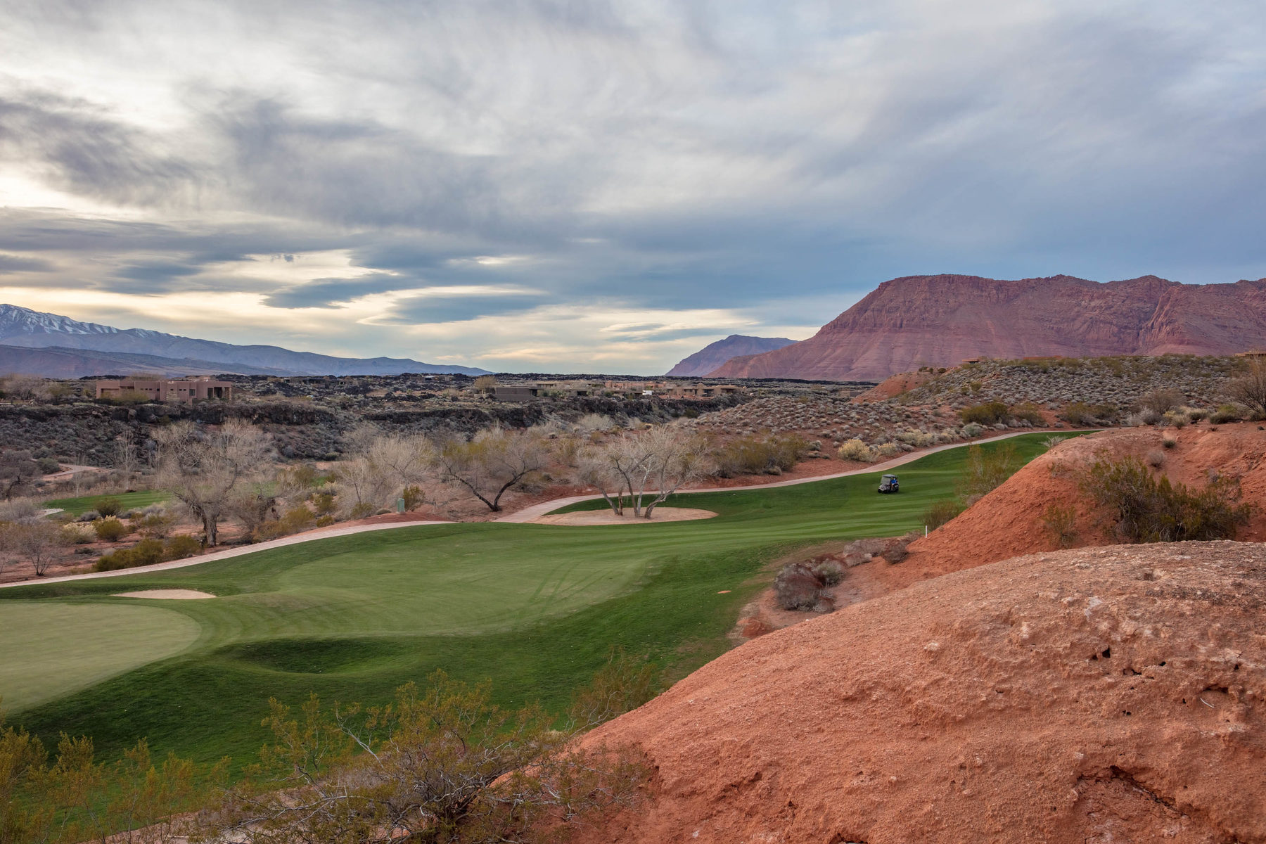 Land for Sale at Gorgeous View Lot Lot 53 N Moenavi Cir St. George, Utah, 84770 United States