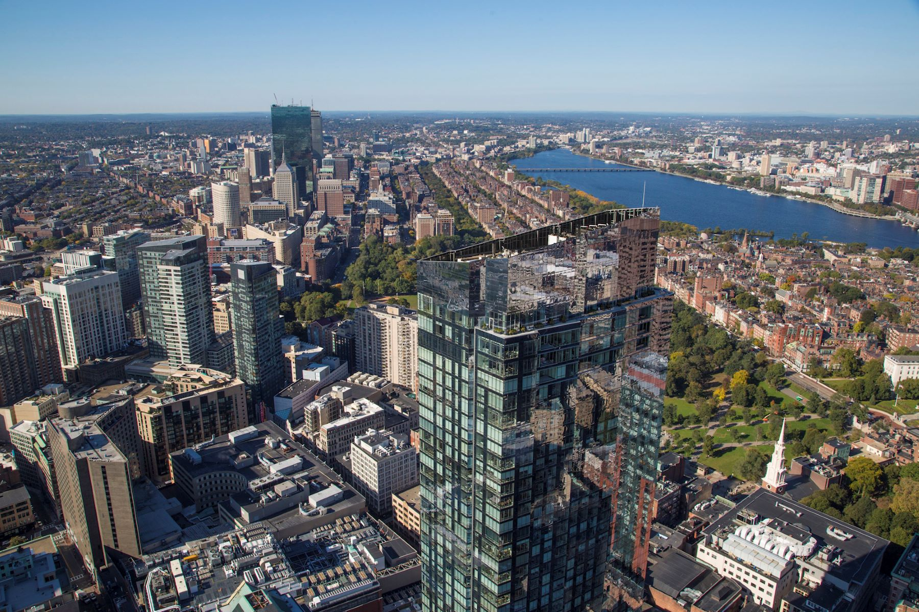 "Additional photo for property listing at Millennium Tower ""The Grand Penthouse"" Single Floor Residence 1 Franklin Street Unit GPH, Boston, マサチューセッツ 02110 アメリカ"