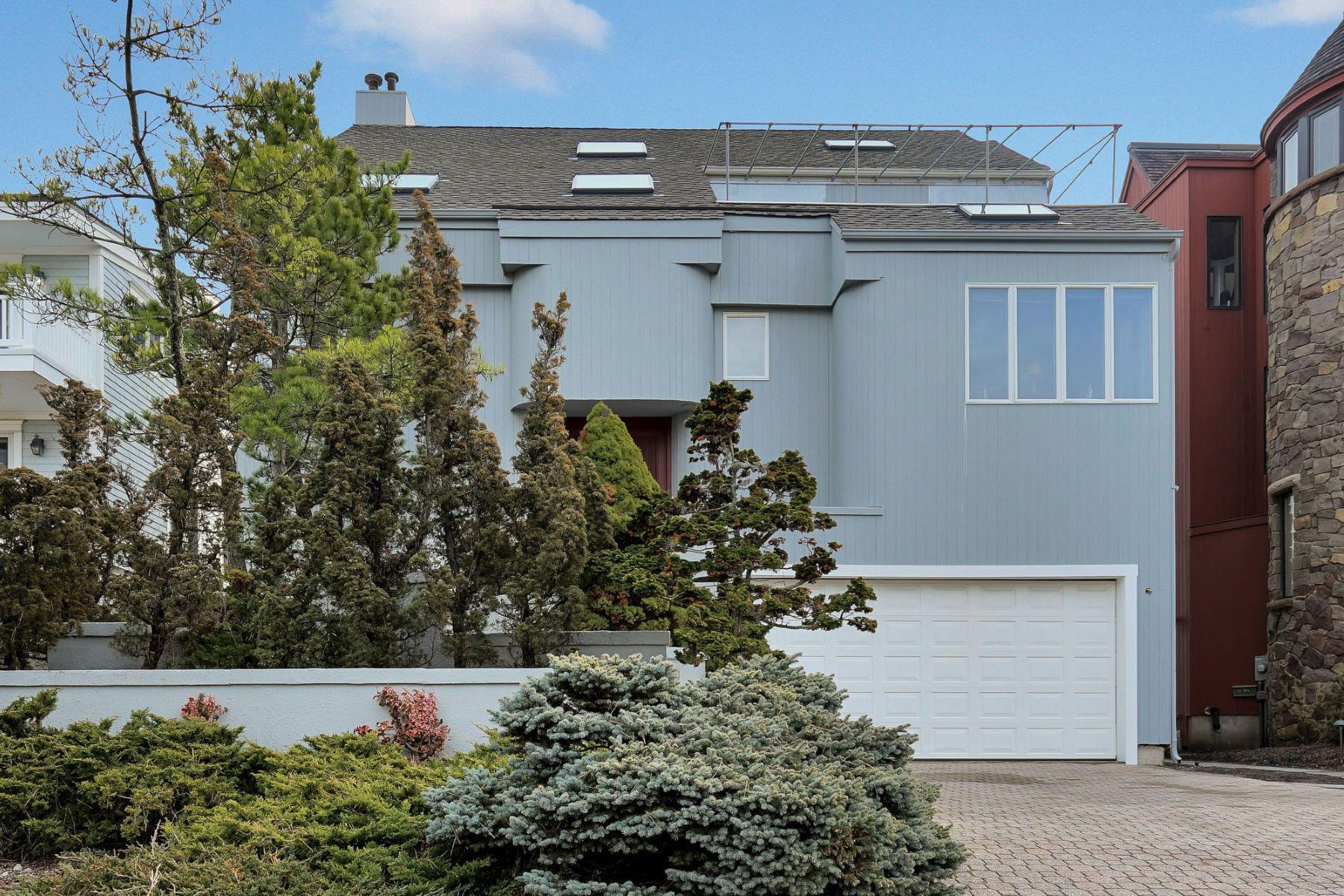 Single Family Homes for Sale at Sea Girt Beachfront 708 Morven Terrace Sea Girt, New Jersey 08750 United States