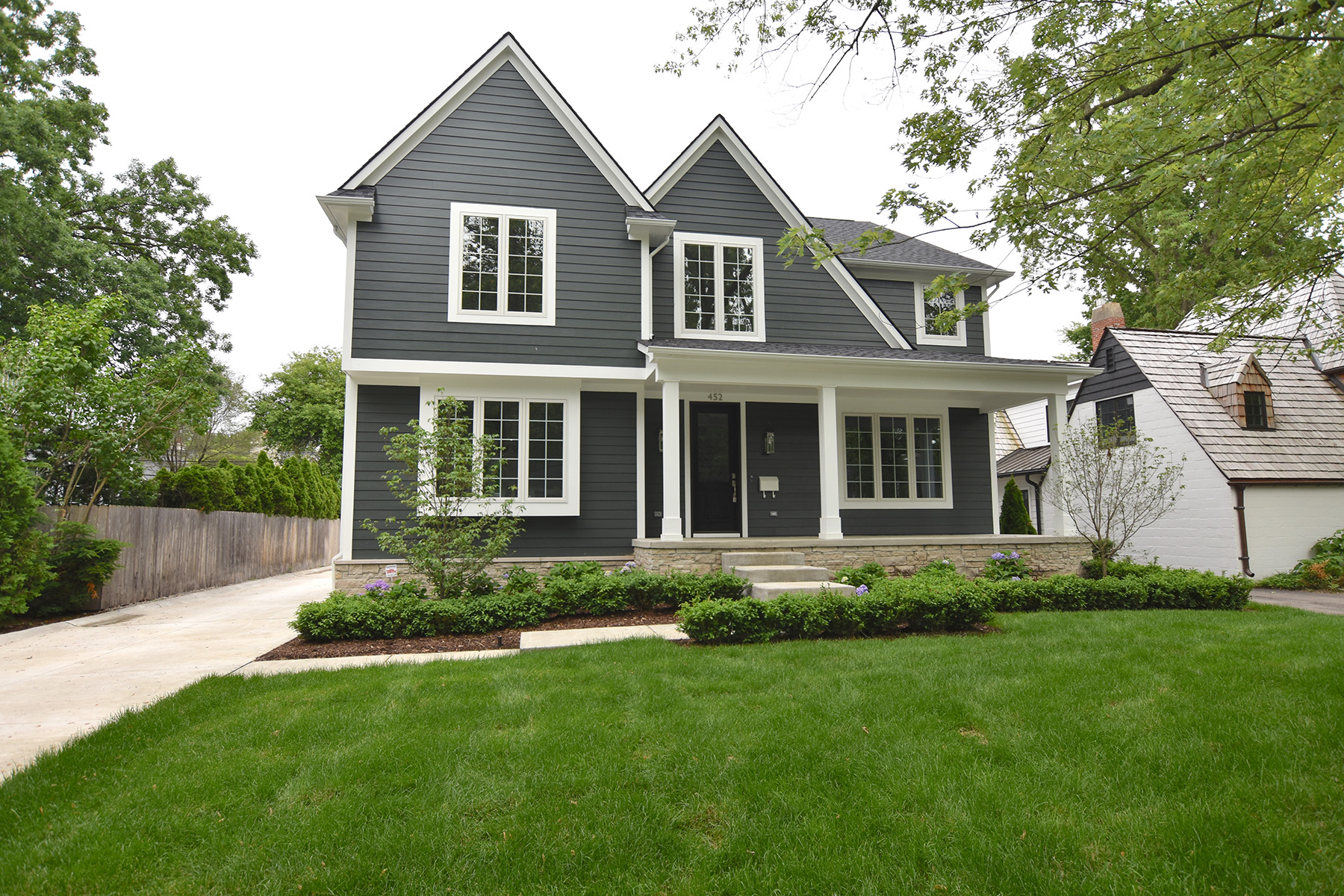 Single Family Homes for Active at Birmingham 452 Suffield Avenue Birmingham, Michigan 48009 United States