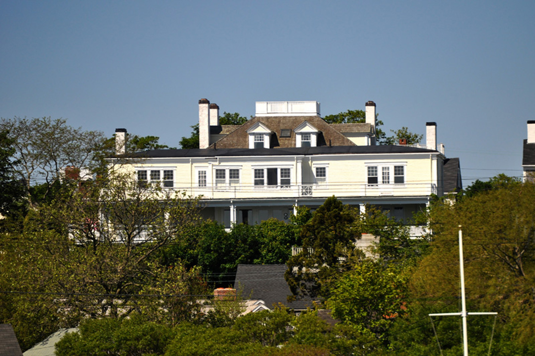 Casa Unifamiliar por un Venta en Long Hill 30 Orange Street Nantucket, Massachusetts 02554 Estados Unidos
