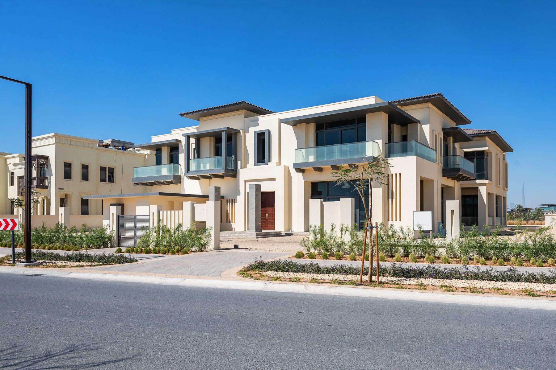 Single Family Home for Sale at Contemporary 5 Bed Villa in Dubai Hills Dubai, Dubai United Arab Emirates