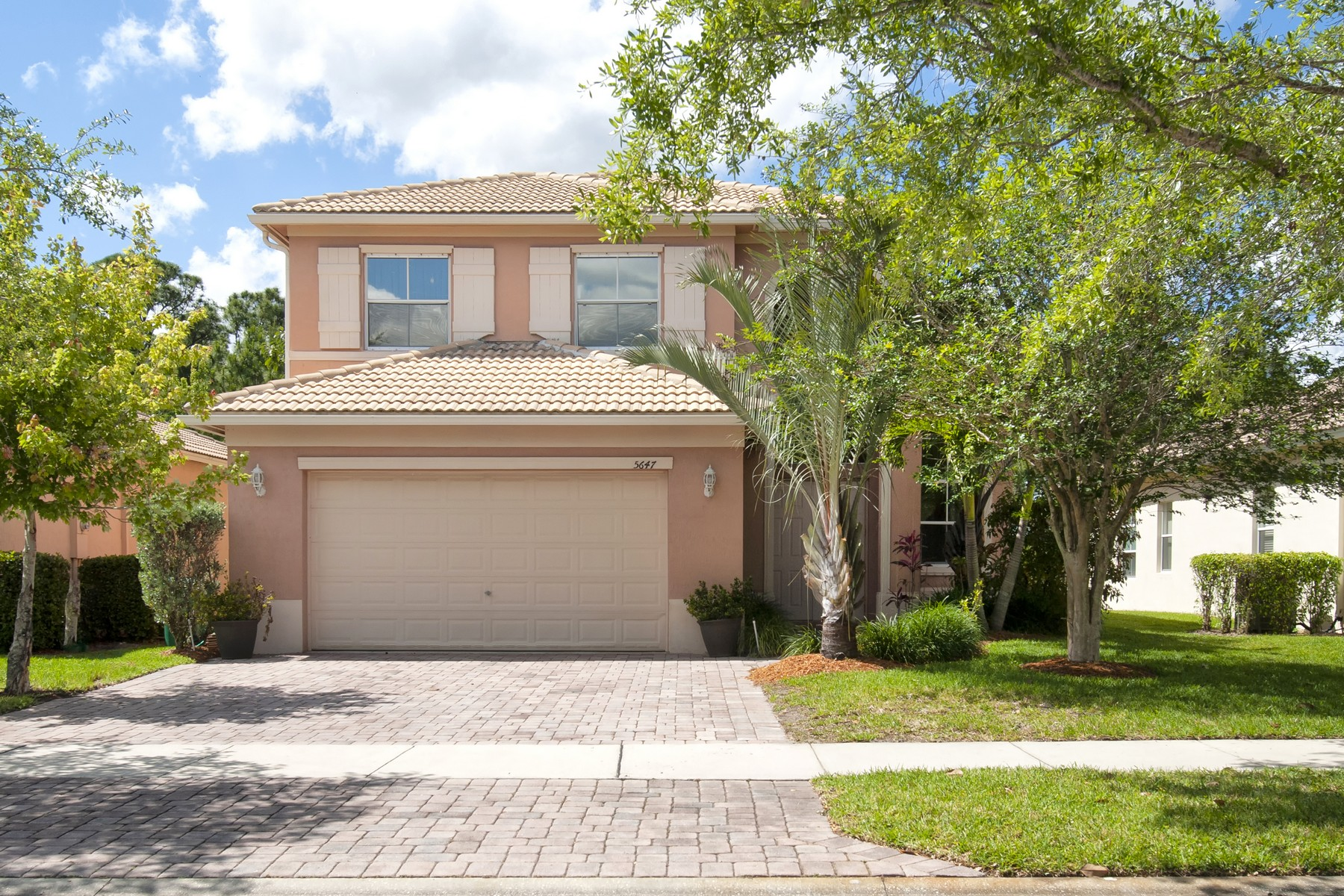 Spacious Four Bedroom Home 5647 Sunberry Circle Fort Pierce, Florida 34951 Vereinigte Staaten