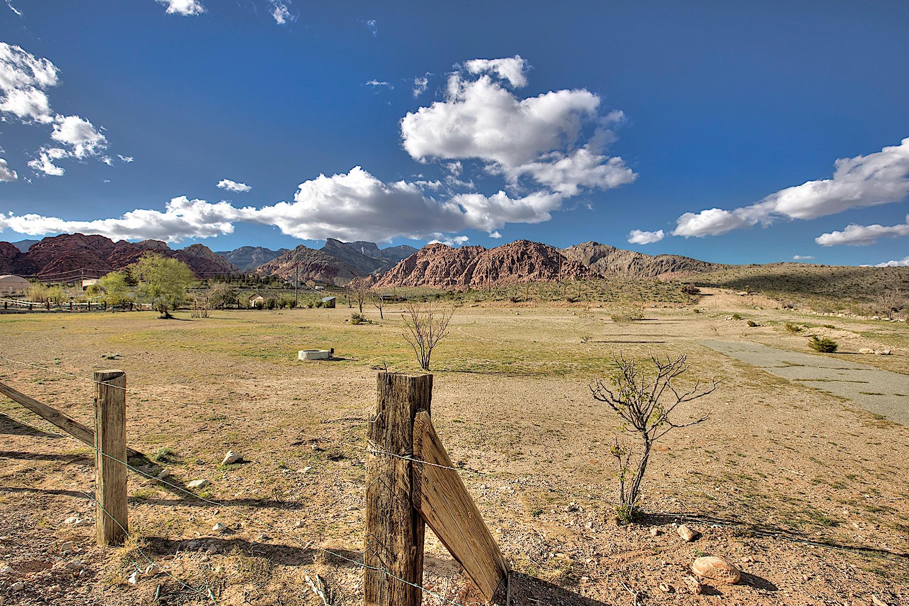 土地 為 出售 在 Dream Catcher in Calico Basin 14240 Calico Basin Rd Las Vegas, 內華達州, 89161 美國