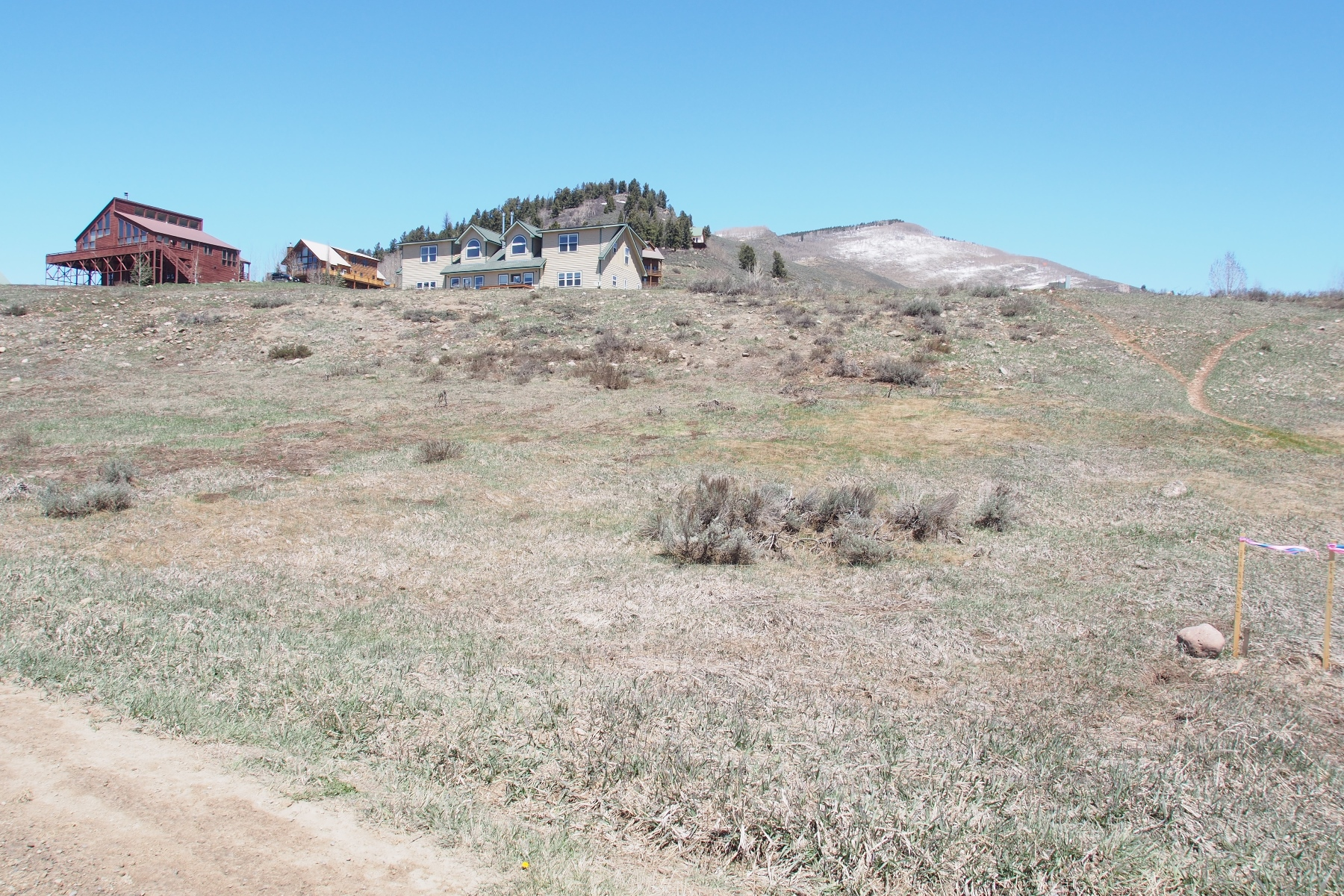 Land for Sale at Convenient Opportunity 47 Haverly Street Crested Butte, Colorado 81224 United States