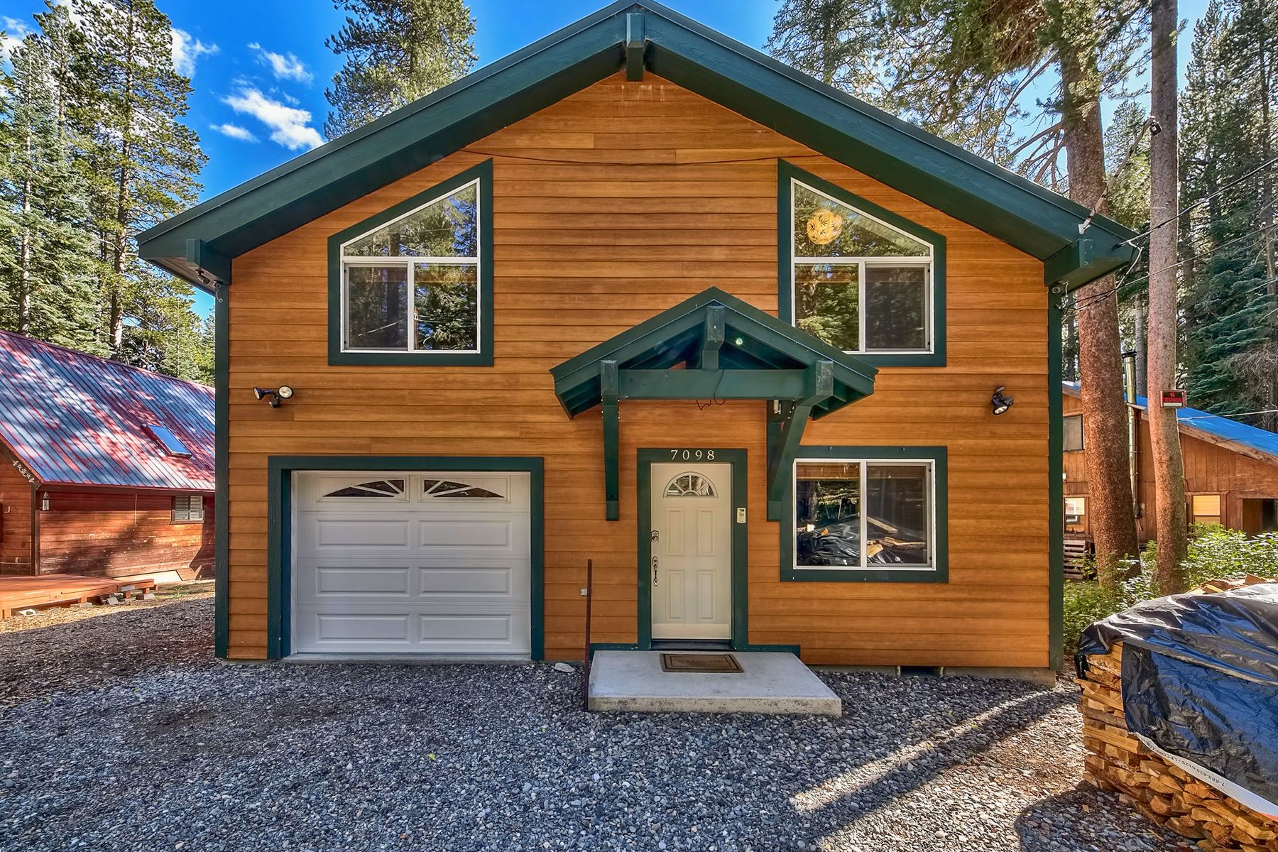 Single Family Homes for Active at Tahoe's best recreation right out the front door. 7098 Sierra Pines Rd Twin Bridges, California 95735 United States