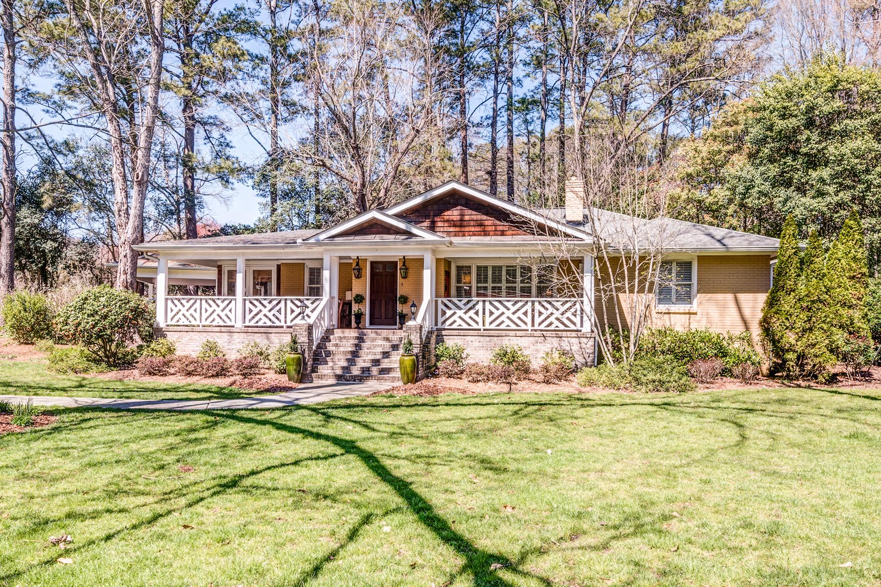 Single Family Home for Sale at 4280 Rickenbacker Way 4280 Rickenbacker Way NE Buckhead, Atlanta, Georgia, 30342 United States