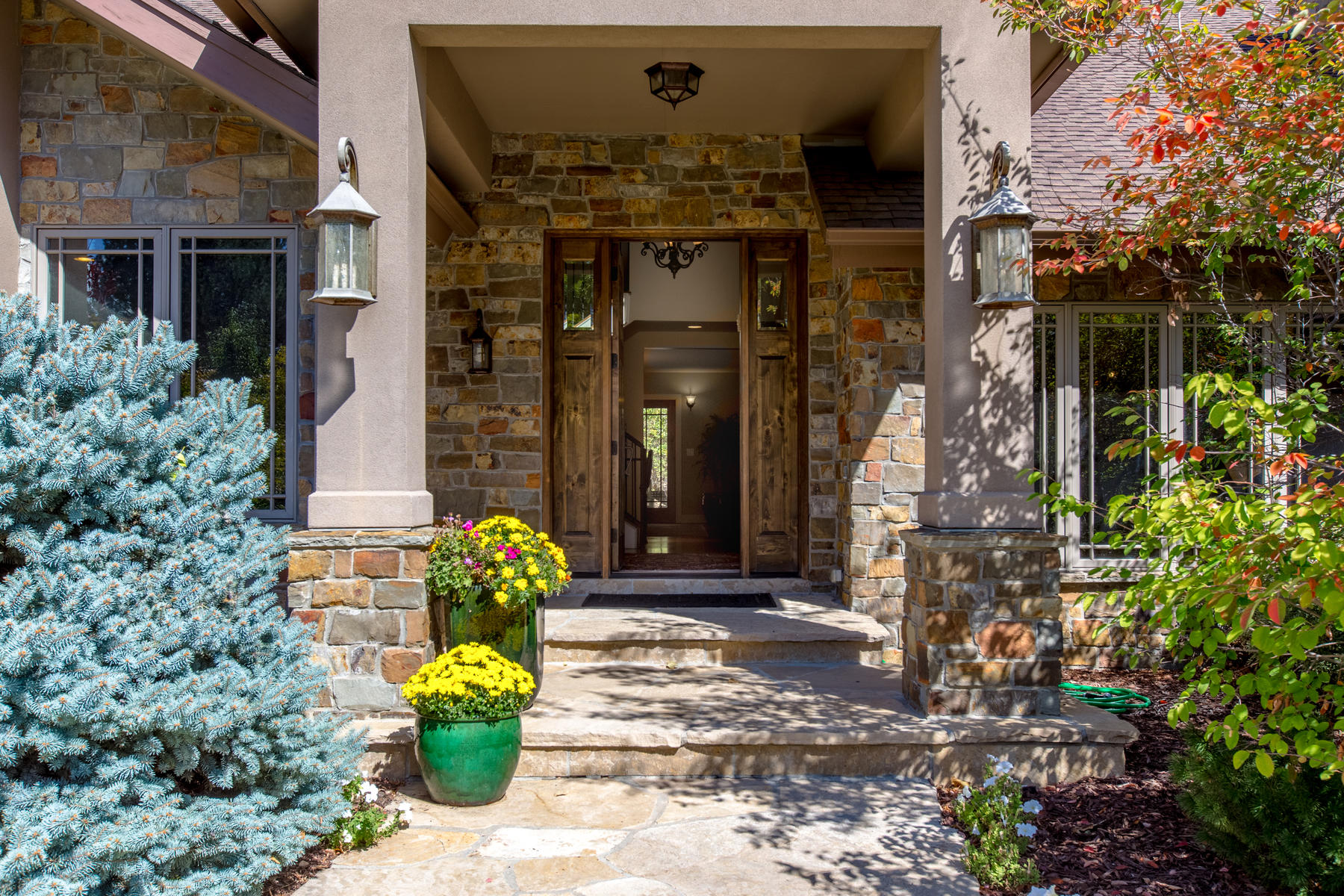 Single Family Home for Active at Peaceful & Welcoming Retreat Backing to The High Line Canal 4245 S Bellaire Circle Cherry Hills Village, Colorado 80113 United States