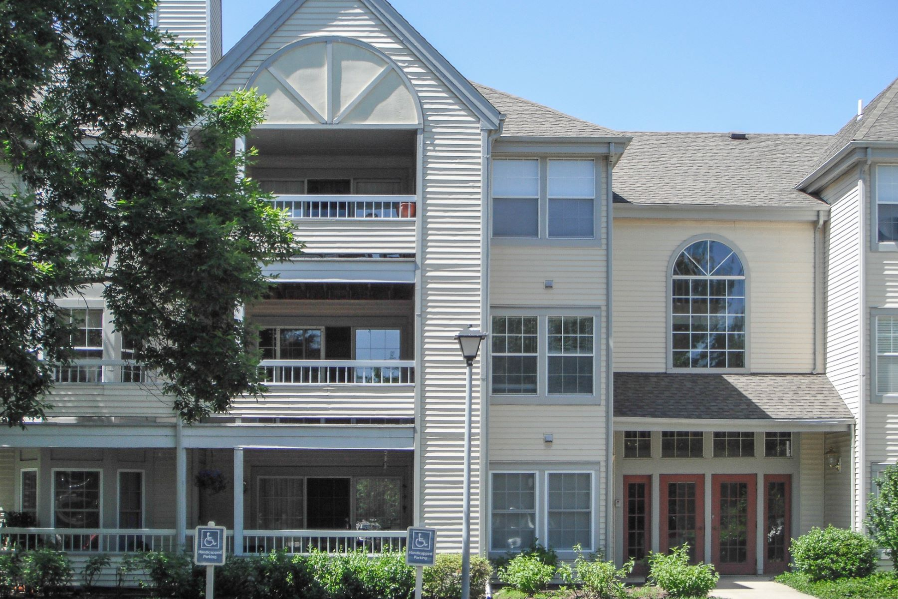 Property for Rent at Rental Opportunity - Two Bedroom - West Windsor Township 204 Salem Court Unit 5, Princeton, New Jersey 08540 United States