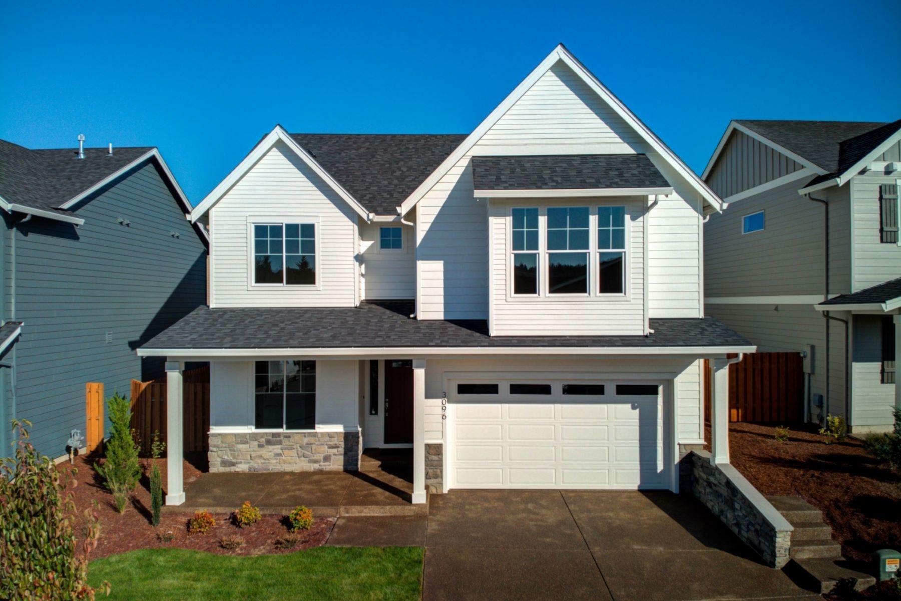 Single Family Homes for Active at 3096 NW Anastasia St Salem, Oregon 97304 United States