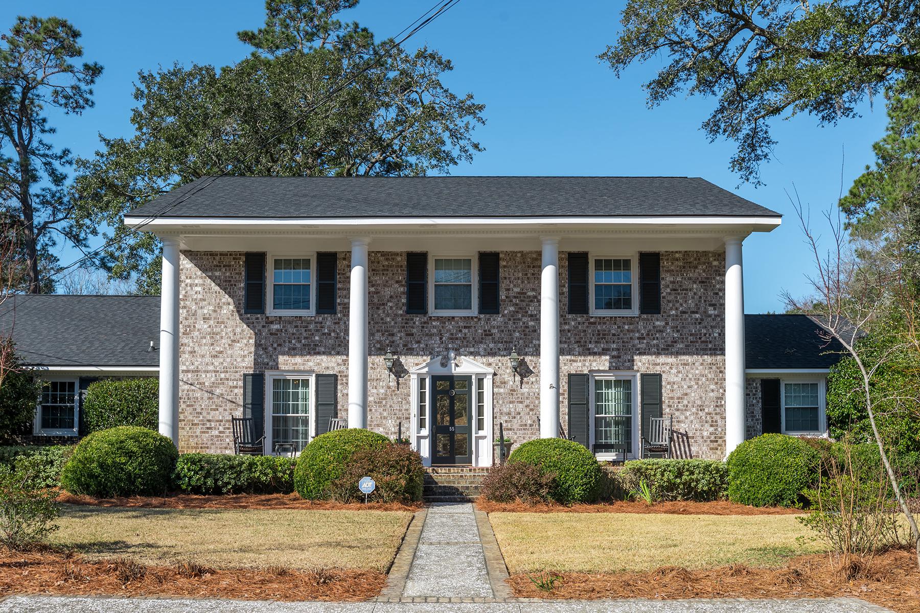 Single Family Home for Sale at 55 Shrewsbury Road Charleston, South Carolina, 29407 United States
