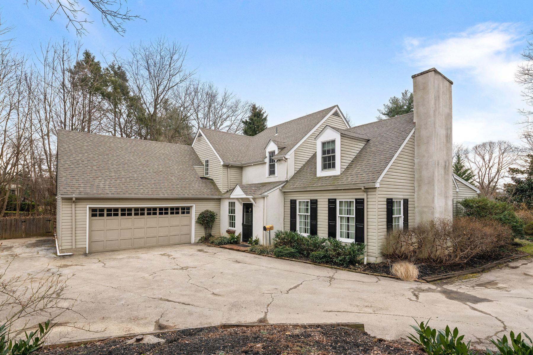 Single Family Homes por un Venta en 8305 & 8309 Stenton Ave. 8305 & 8309 Stenton Ave Wyndmoor, Pennsylvania 19038 Estados Unidos