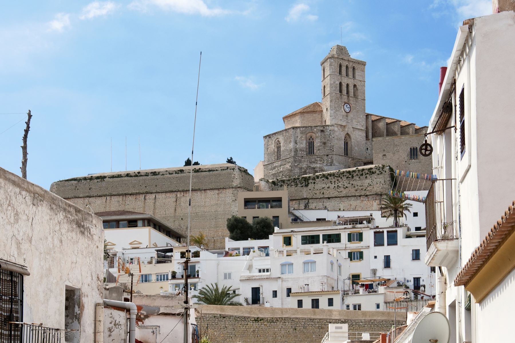 Appartamento per Vendita alle ore Historic Apartment In Center Of Ibiza Town Ibiza, Ibiza, 07800 Spagna