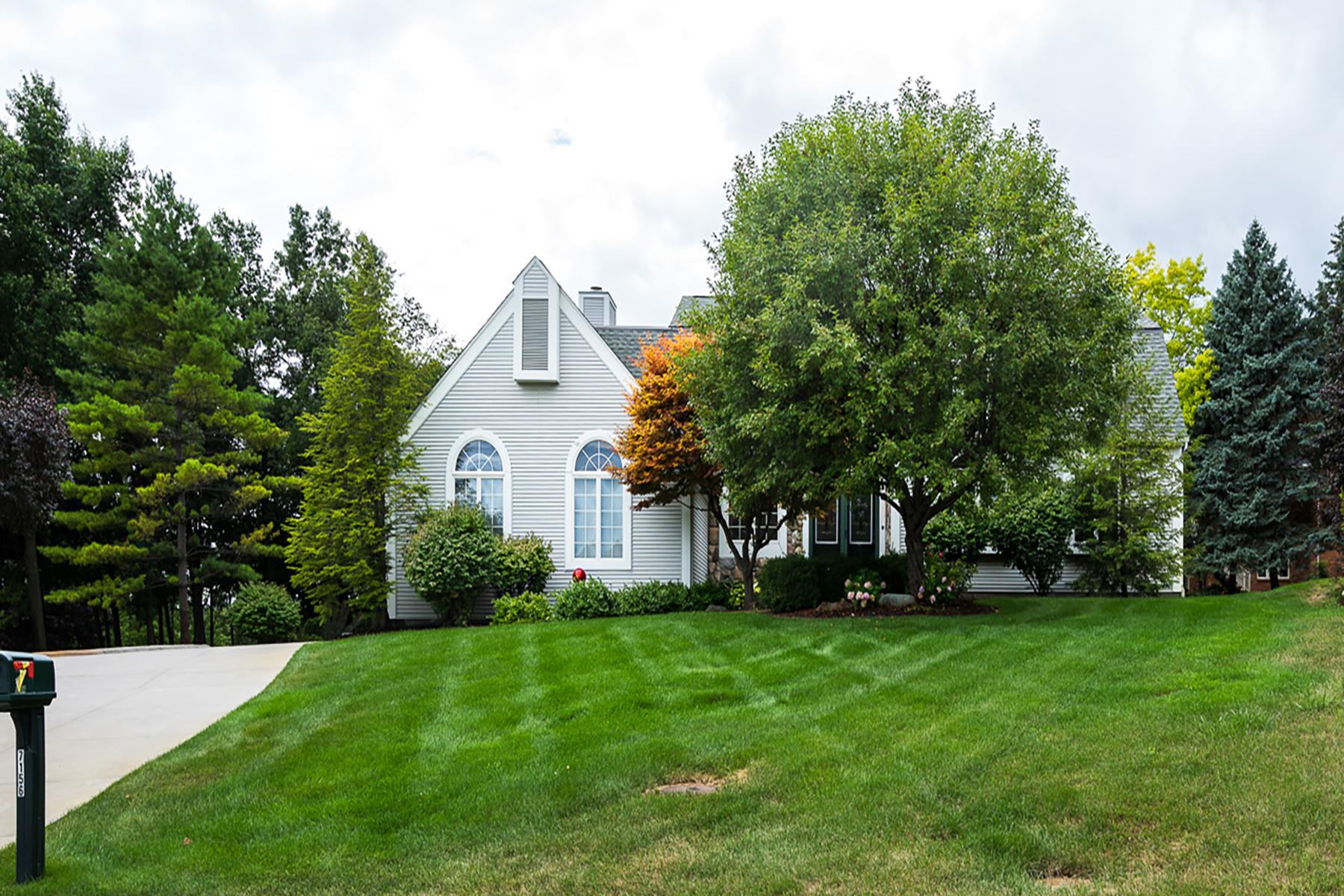 Частный односемейный дом для того Продажа на Washington Township 7156 Wellington PL Washington Township, Мичиган, 48094 Соединенные Штаты