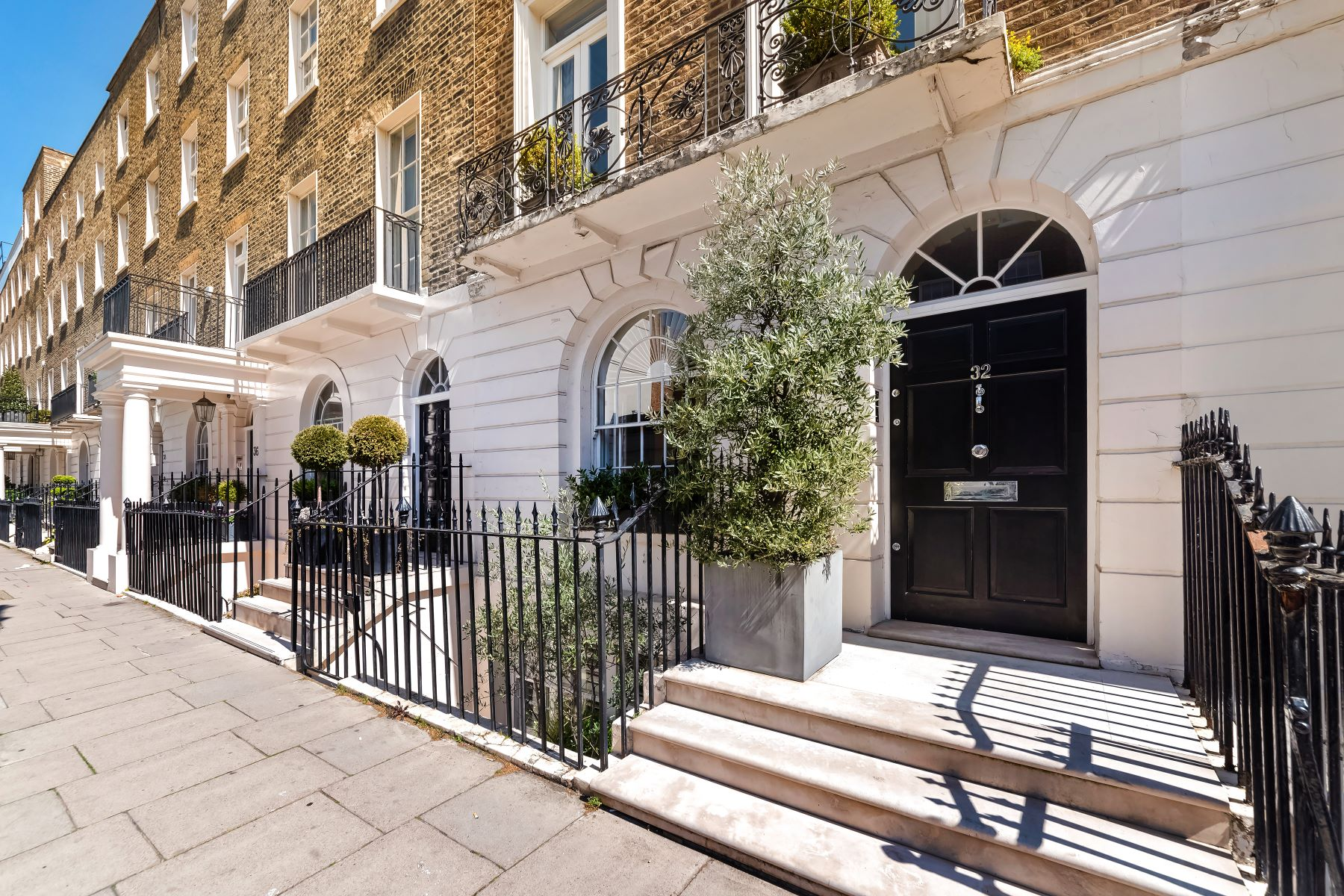townhouses for Sale at 32 Lower Belgrave Street London, England SW1W 0LN United Kingdom