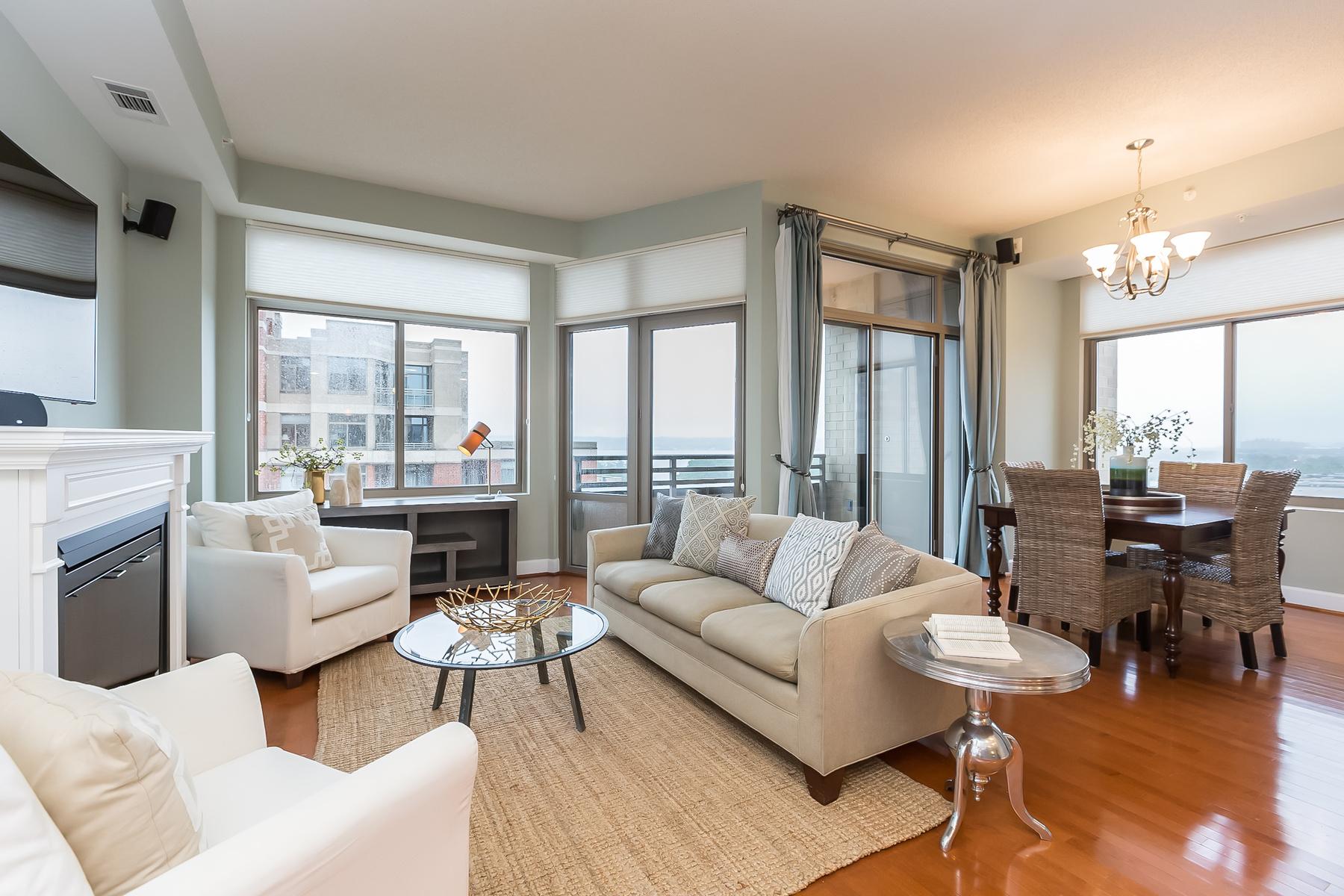 Condominium for Sale at 3600 Glebe Road S 1018W, Arlington Arlington, Virginia, 22202 United States
