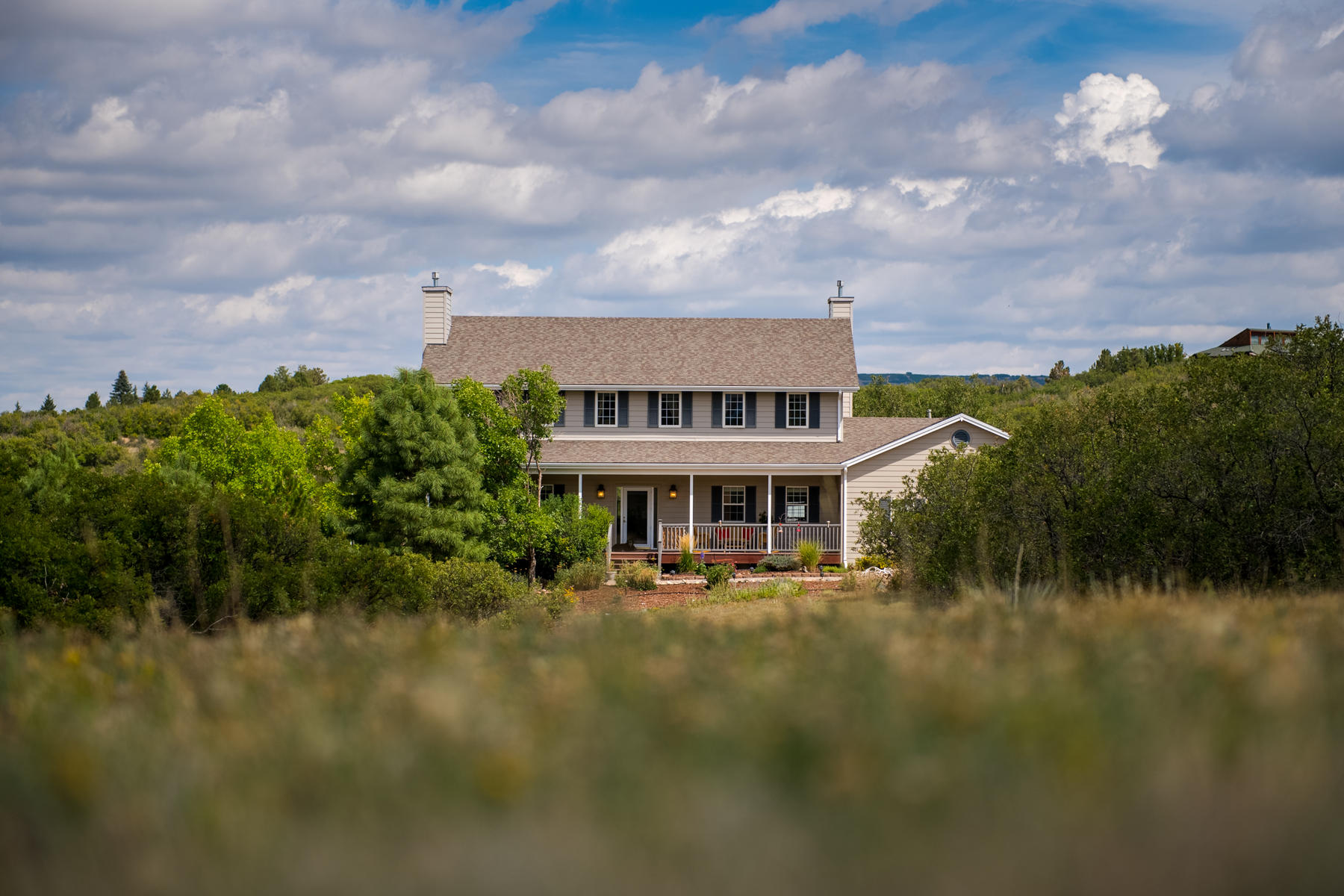 Single Family Home for Active at Come home to beautiful Sedalia! 3997 Christy Ridge Rd Sedalia, Colorado 80135 United States