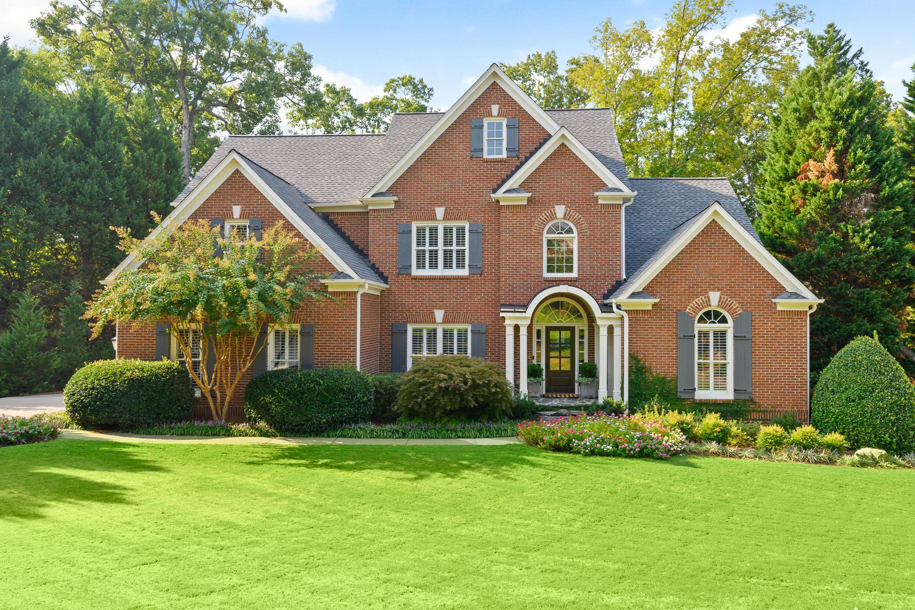 Single Family Homes por un Venta en A Must See In Sandy Springs 510 Woodmoore Ct, Sandy Springs, Georgia 30342 Estados Unidos