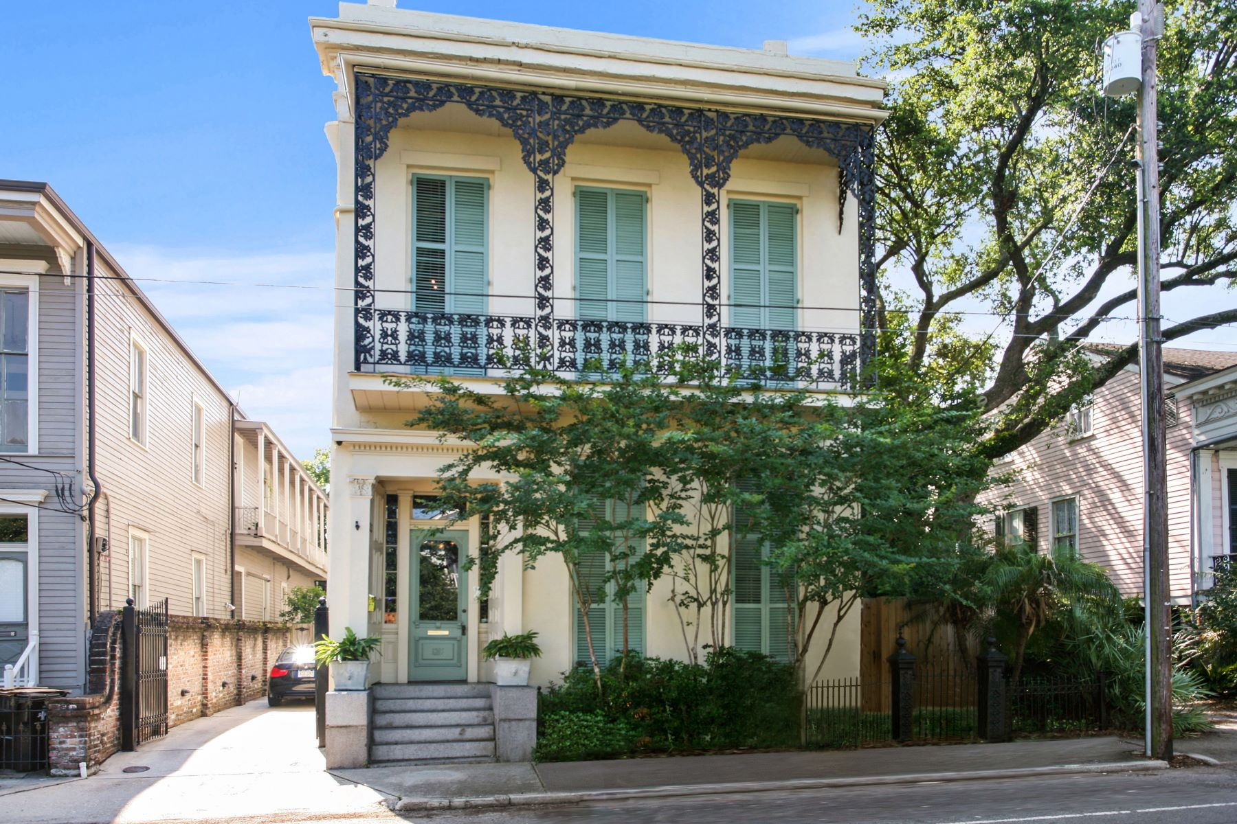 Single Family Homes for Sale at 1216 CAMP Street 1216 Camp St New Orleans, Louisiana 70130 United States